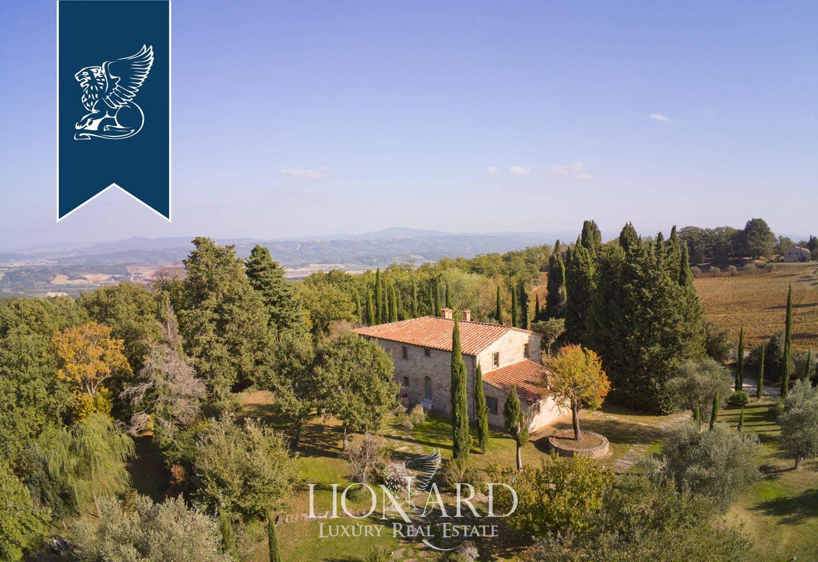 Villa in Vendita a Cetona: 0 locali, 1050 mq - Foto 6