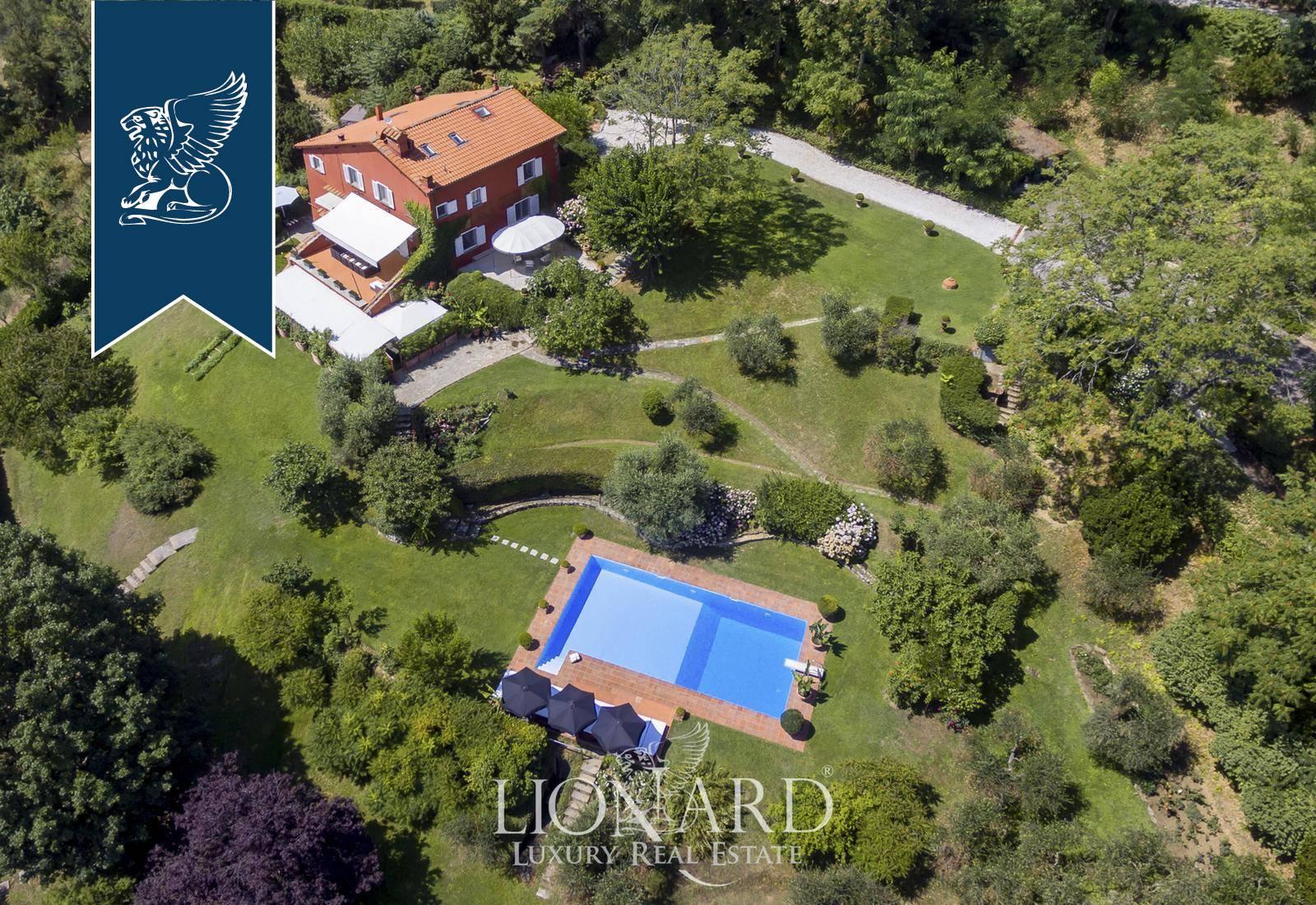 Villa in Vendita a Rignano Sull'Arno: 550 mq  - Foto 1