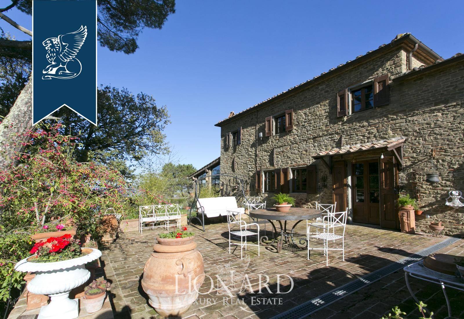 Villa in Vendita a Gaiole In Chianti: 0 locali, 485 mq - Foto 9