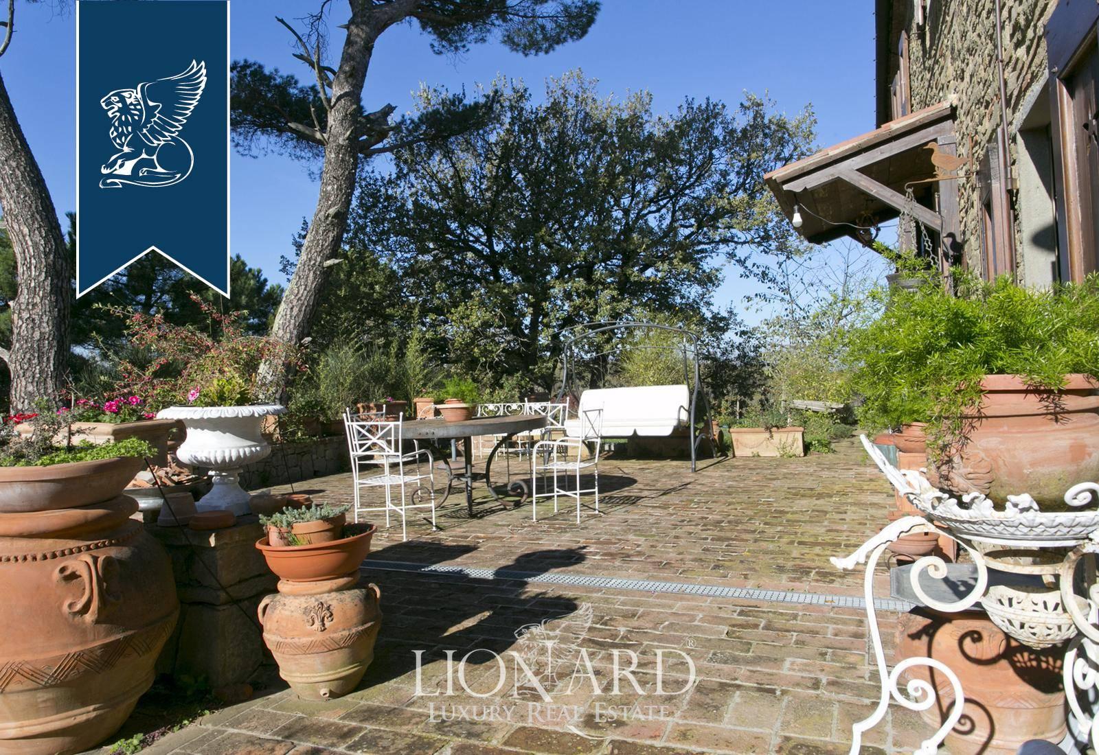 Villa in Vendita a Gaiole In Chianti: 0 locali, 485 mq - Foto 1