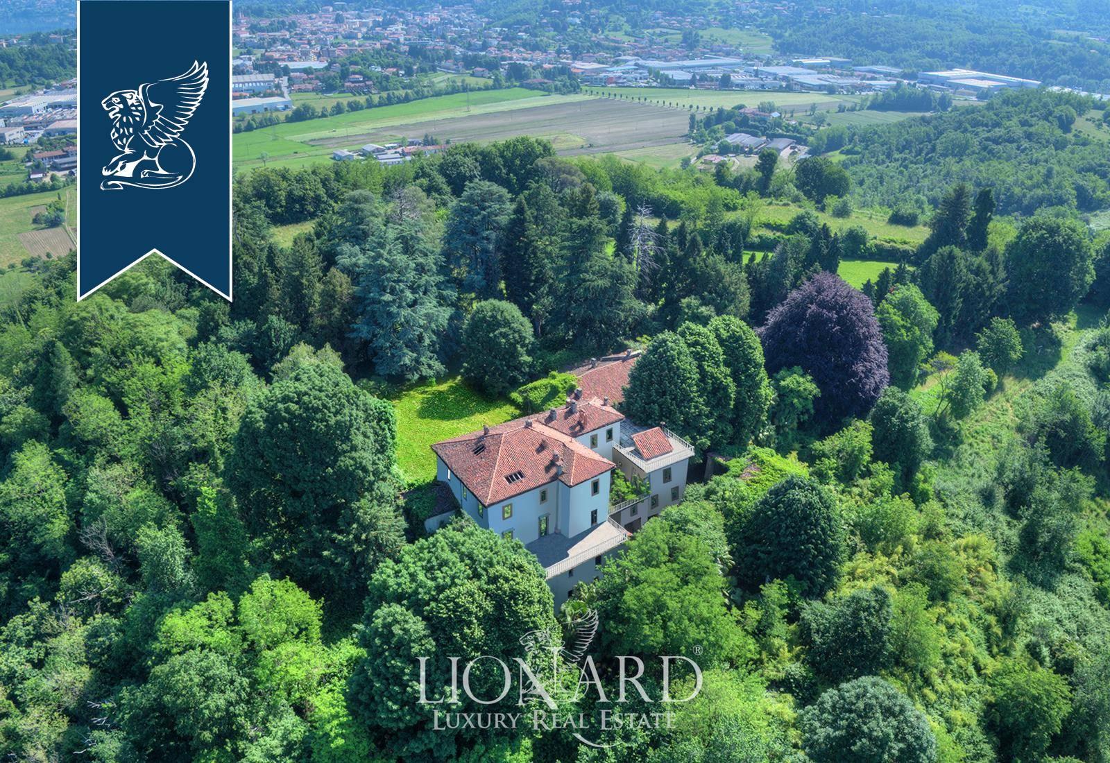 Villa in Vendita a Sirone
