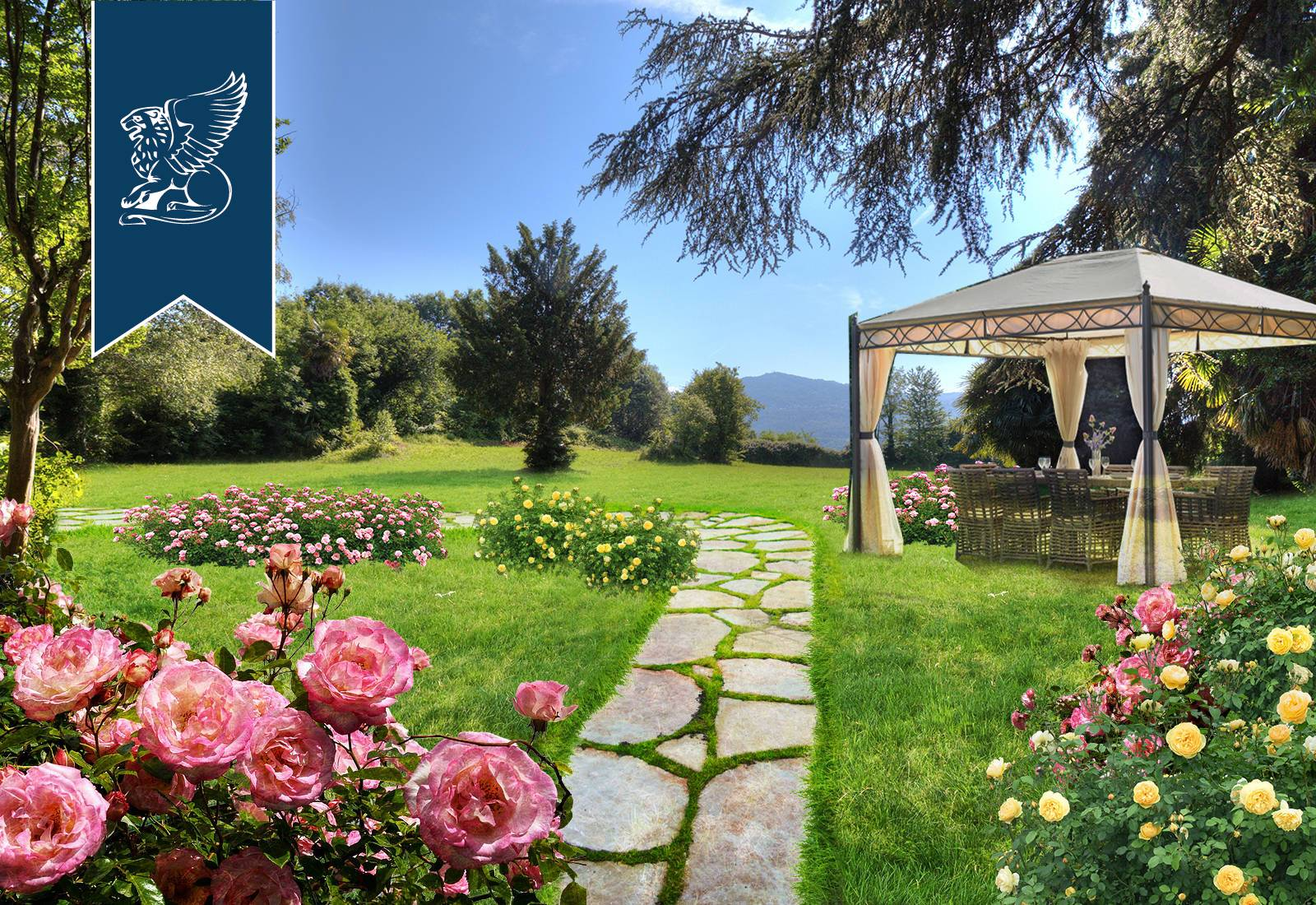 Villa in Vendita a Sirone: 0 locali, 2500 mq - Foto 4