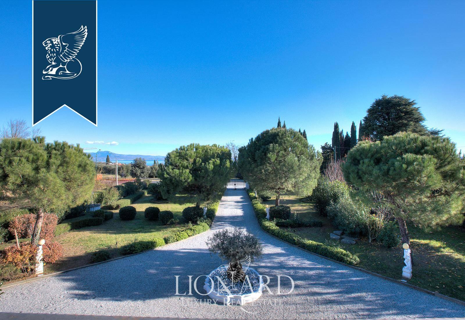 Villa in Vendita a Padenghe Sul Garda: 0 locali, 450 mq - Foto 9