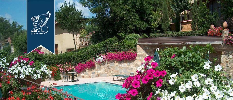 Villa in Vendita a Certaldo: 100 mq