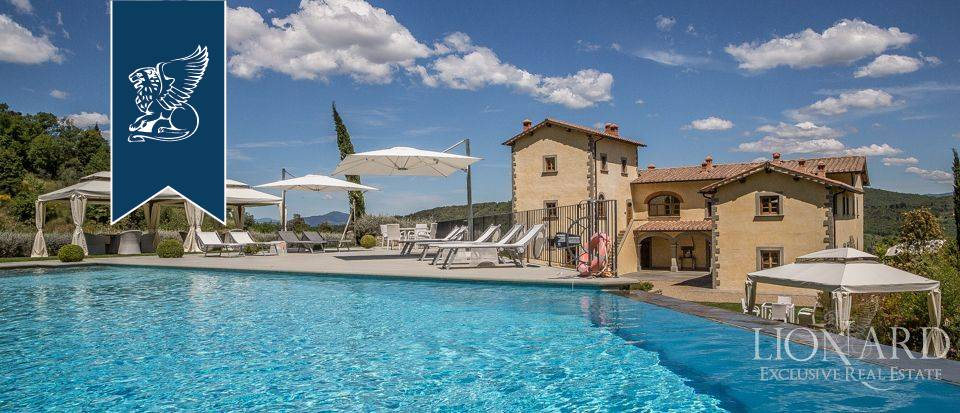 Villa in Vendita a Bagno A Ripoli: 0 locali, 600 mq - Foto 3
