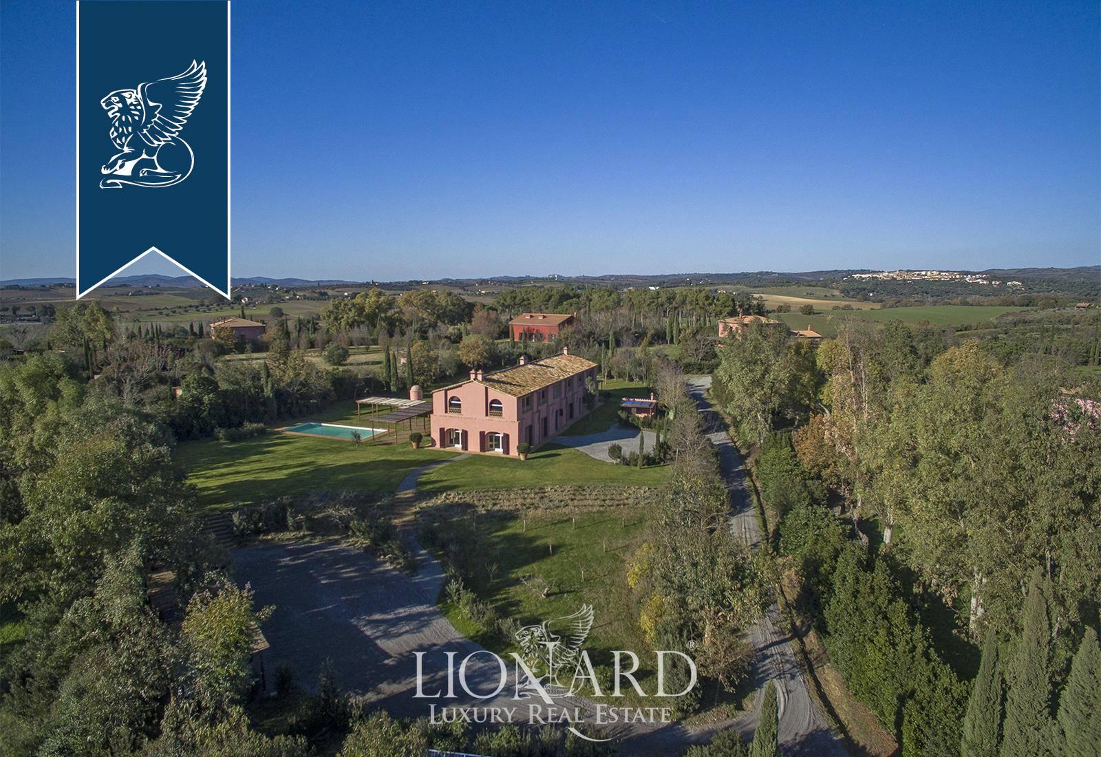 Villa in Vendita a Magliano In Toscana: 0 locali, 800 mq - Foto 5
