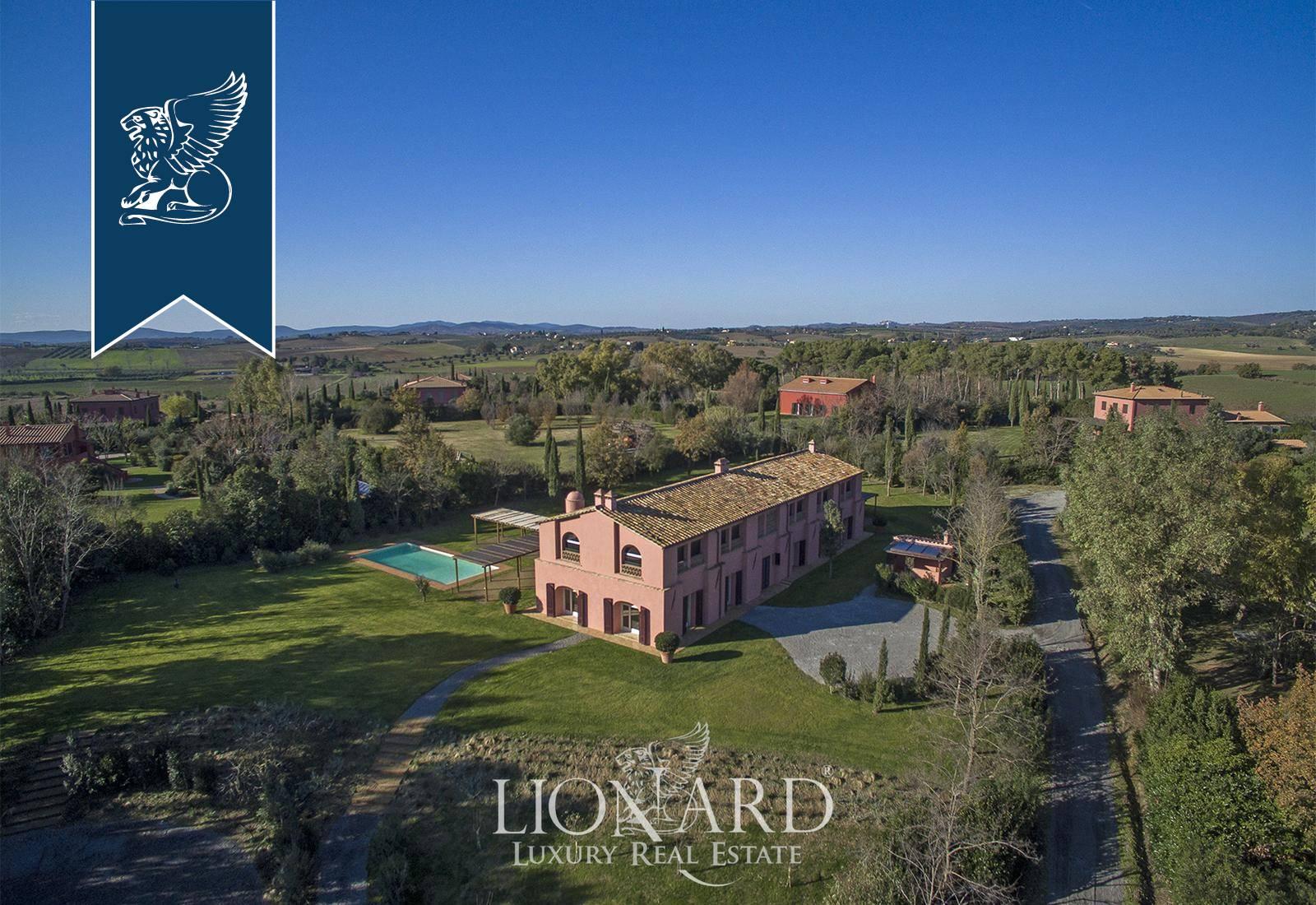 Villa in Vendita a Magliano In Toscana: 0 locali, 800 mq - Foto 3