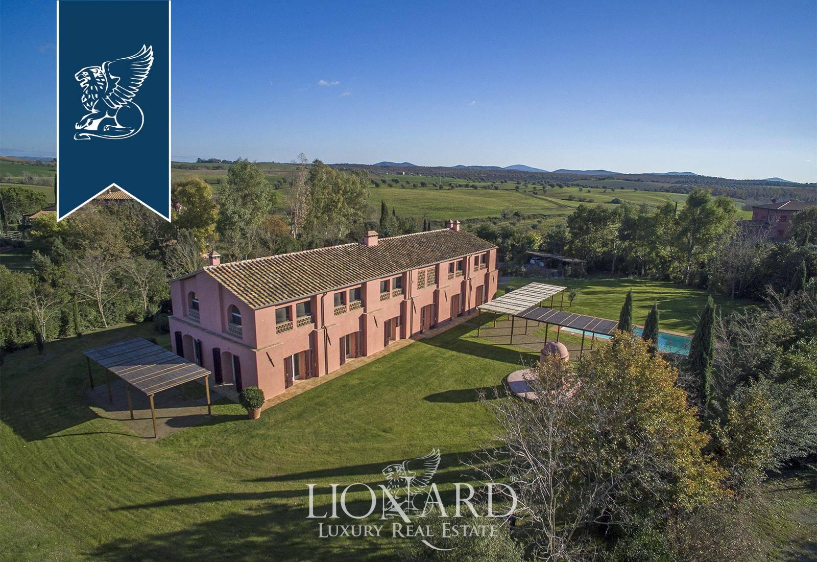 Villa in Vendita a Magliano In Toscana: 0 locali, 800 mq - Foto 6