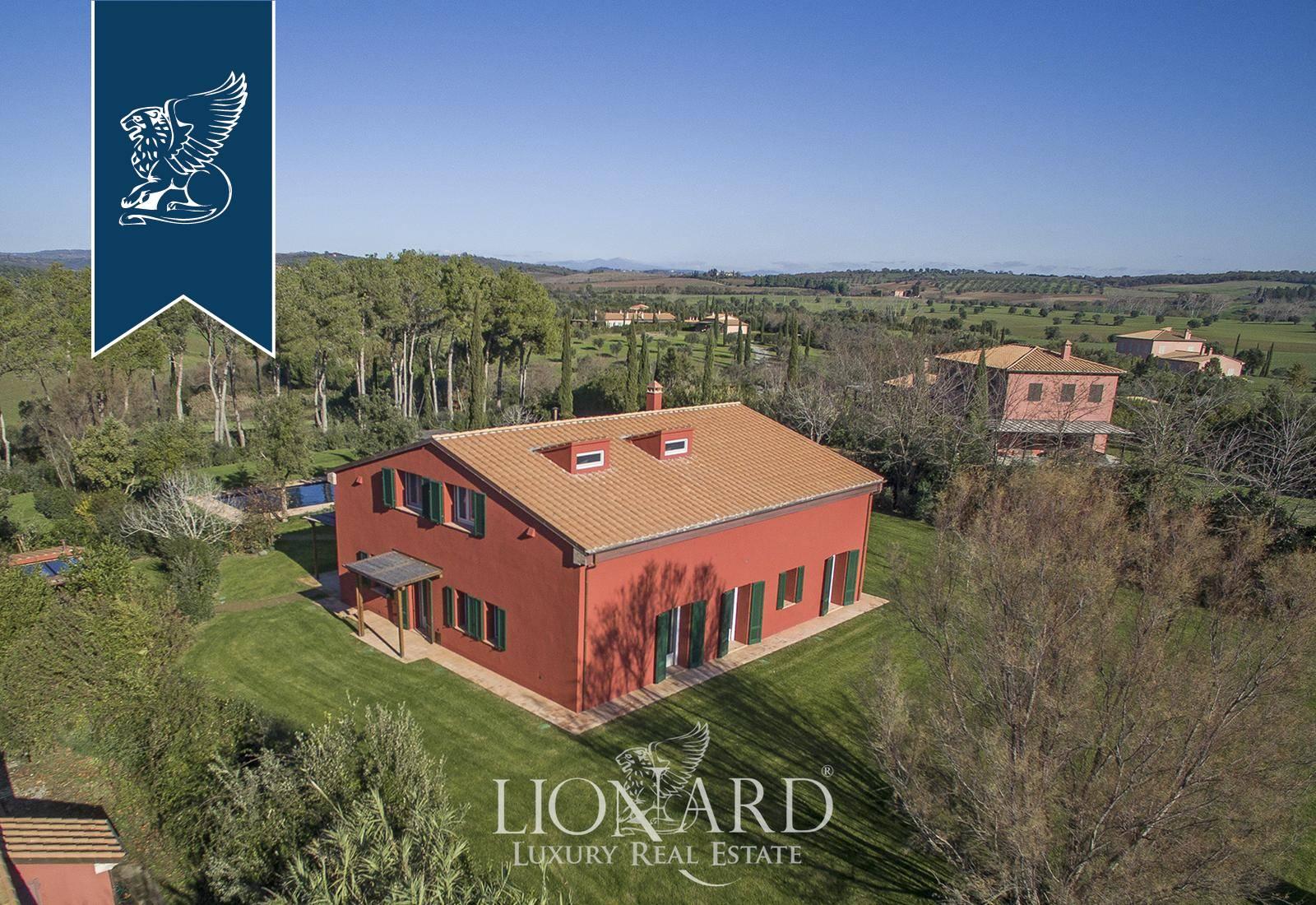 Villa in Vendita a Magliano In Toscana: 0 locali, 600 mq - Foto 7