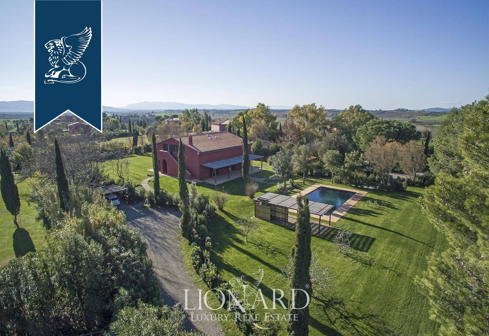 Villa in Vendita a Magliano In Toscana: 0 locali, 600 mq - Foto 5