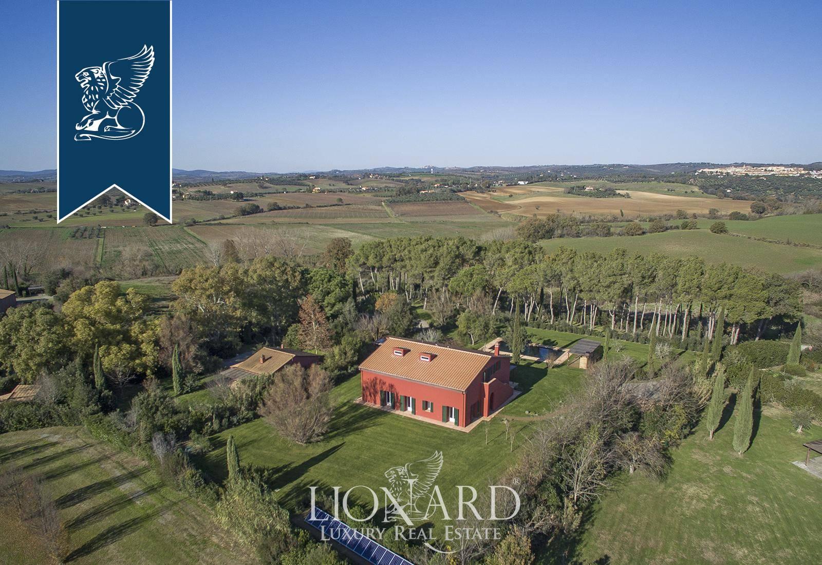 Villa in Vendita a Magliano In Toscana: 0 locali, 600 mq - Foto 3