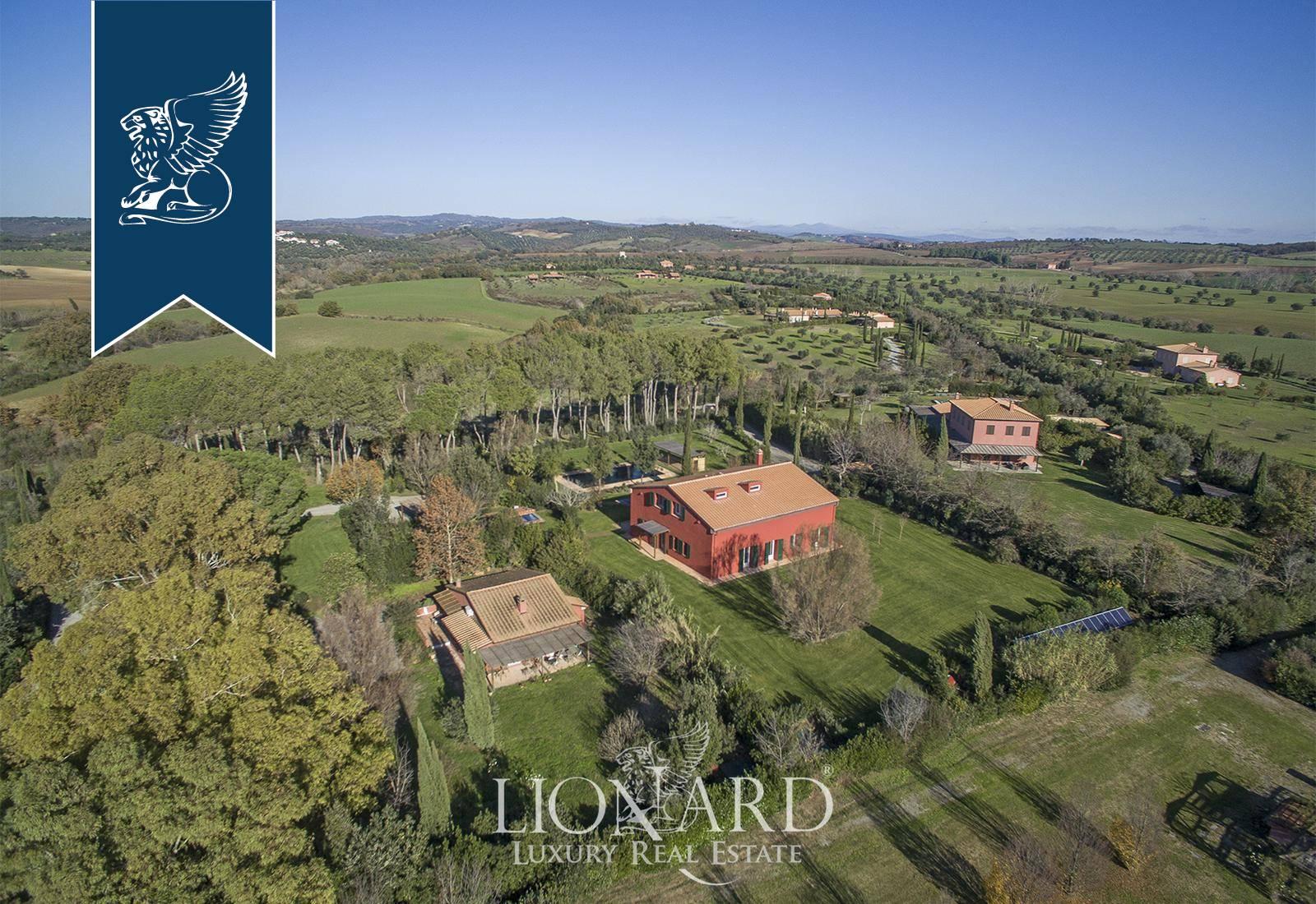 Villa in Vendita a Magliano In Toscana: 0 locali, 600 mq - Foto 4