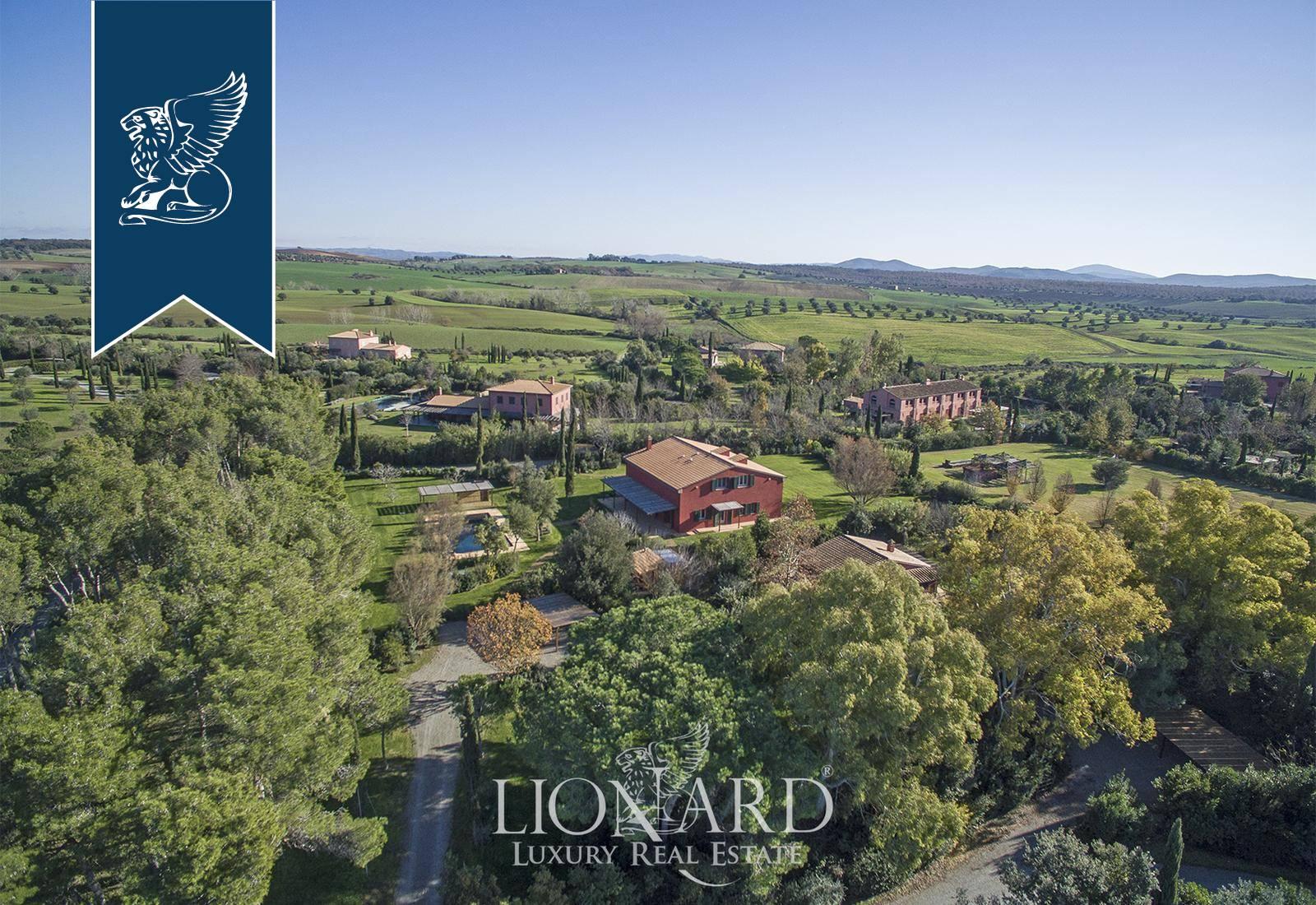 Villa in Vendita a Magliano In Toscana: 0 locali, 600 mq - Foto 2