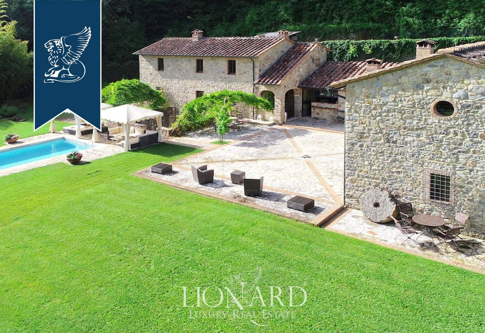 Villa in Vendita a Radicondoli: 0 locali, 510 mq - Foto 7
