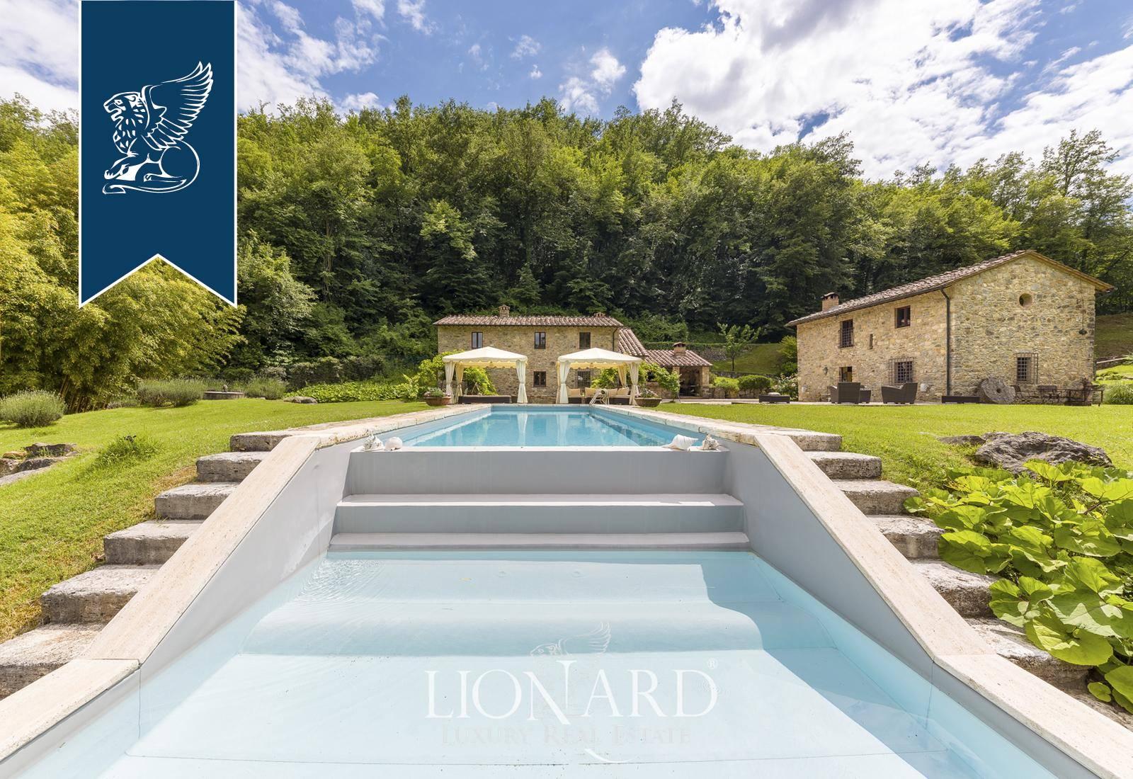 Villa in Vendita a Radicondoli: 0 locali, 510 mq - Foto 2