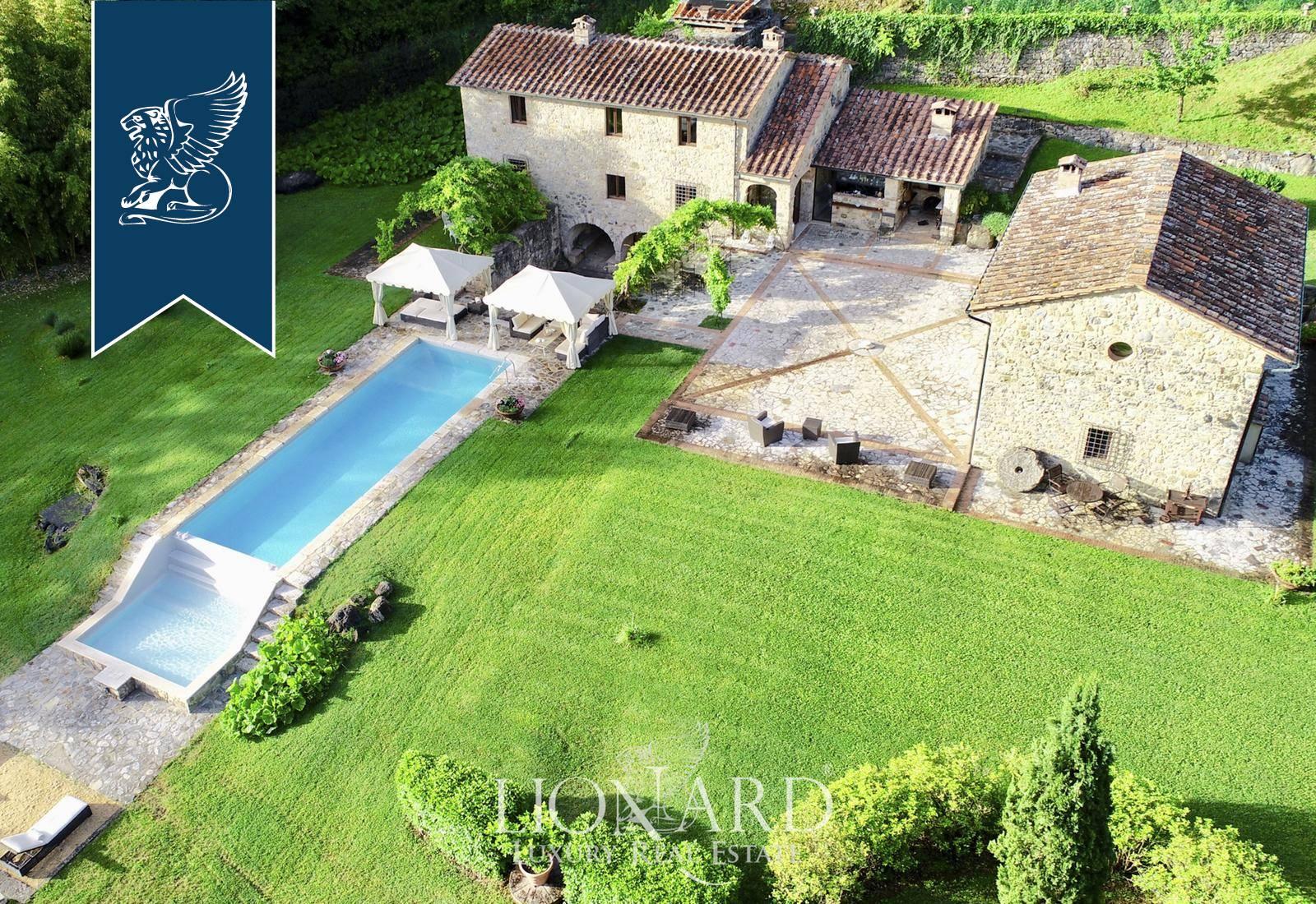 Villa in Vendita a Radicondoli: 0 locali, 510 mq - Foto 4
