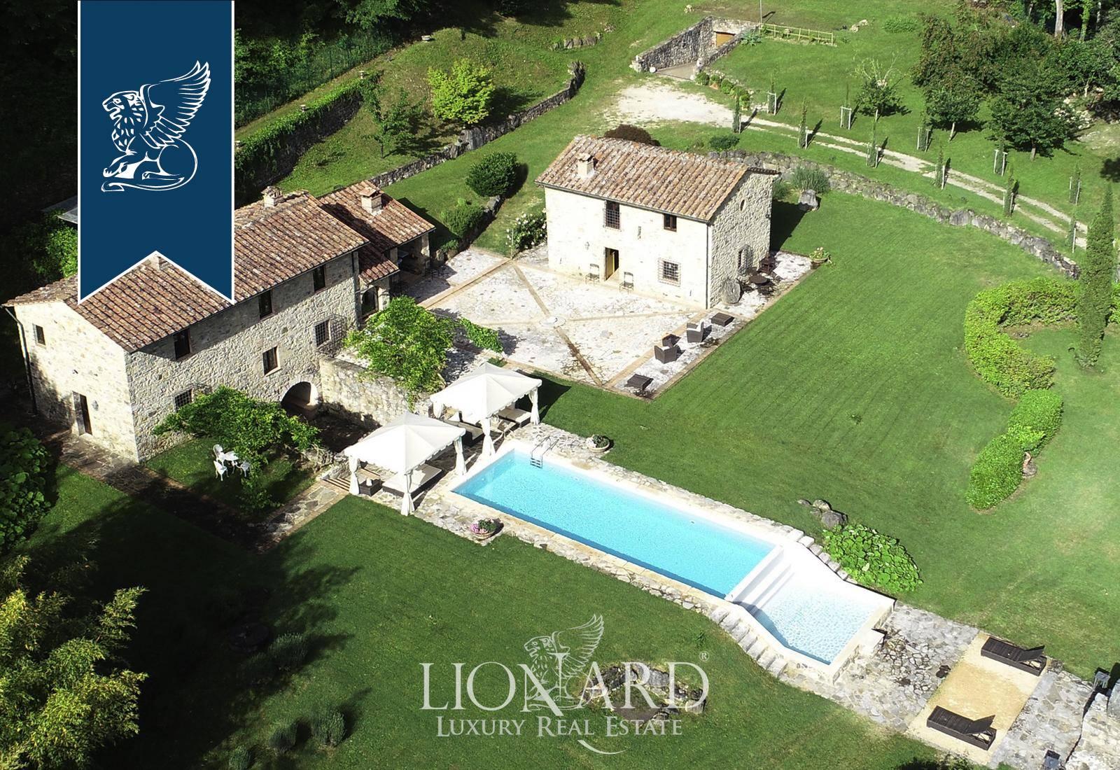 Villa in Vendita a Radicondoli: 0 locali, 510 mq - Foto 5