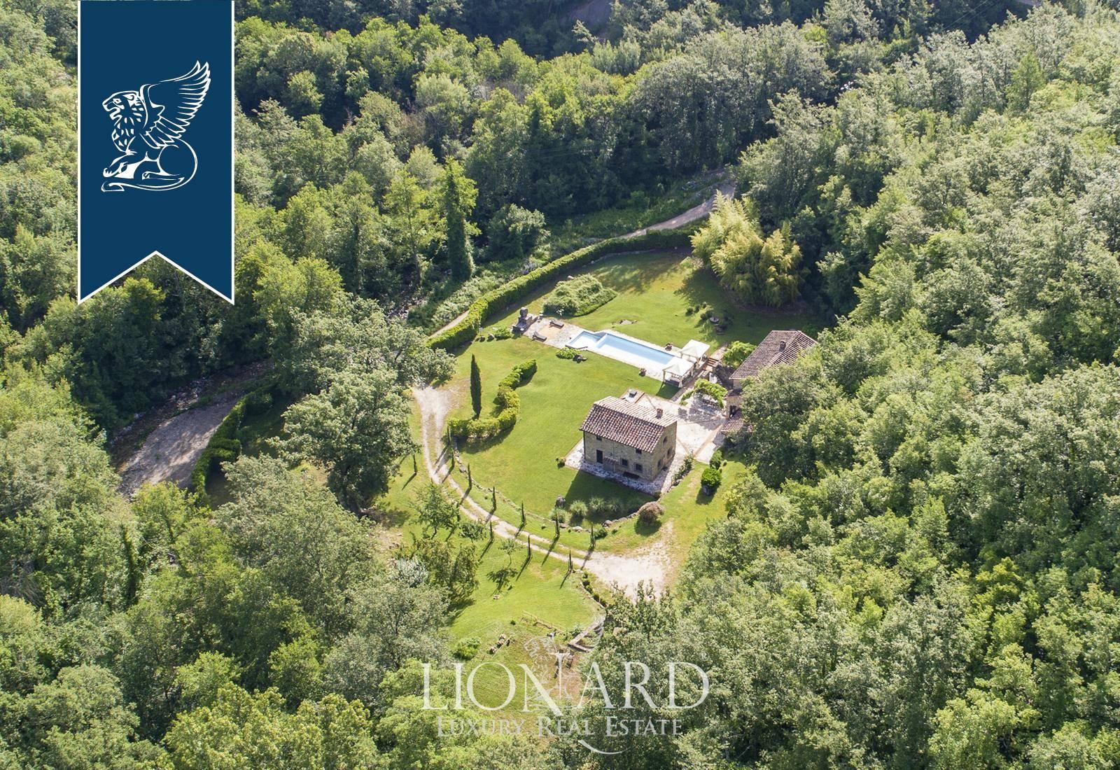 Villa in Vendita a Radicondoli: 0 locali, 510 mq - Foto 1