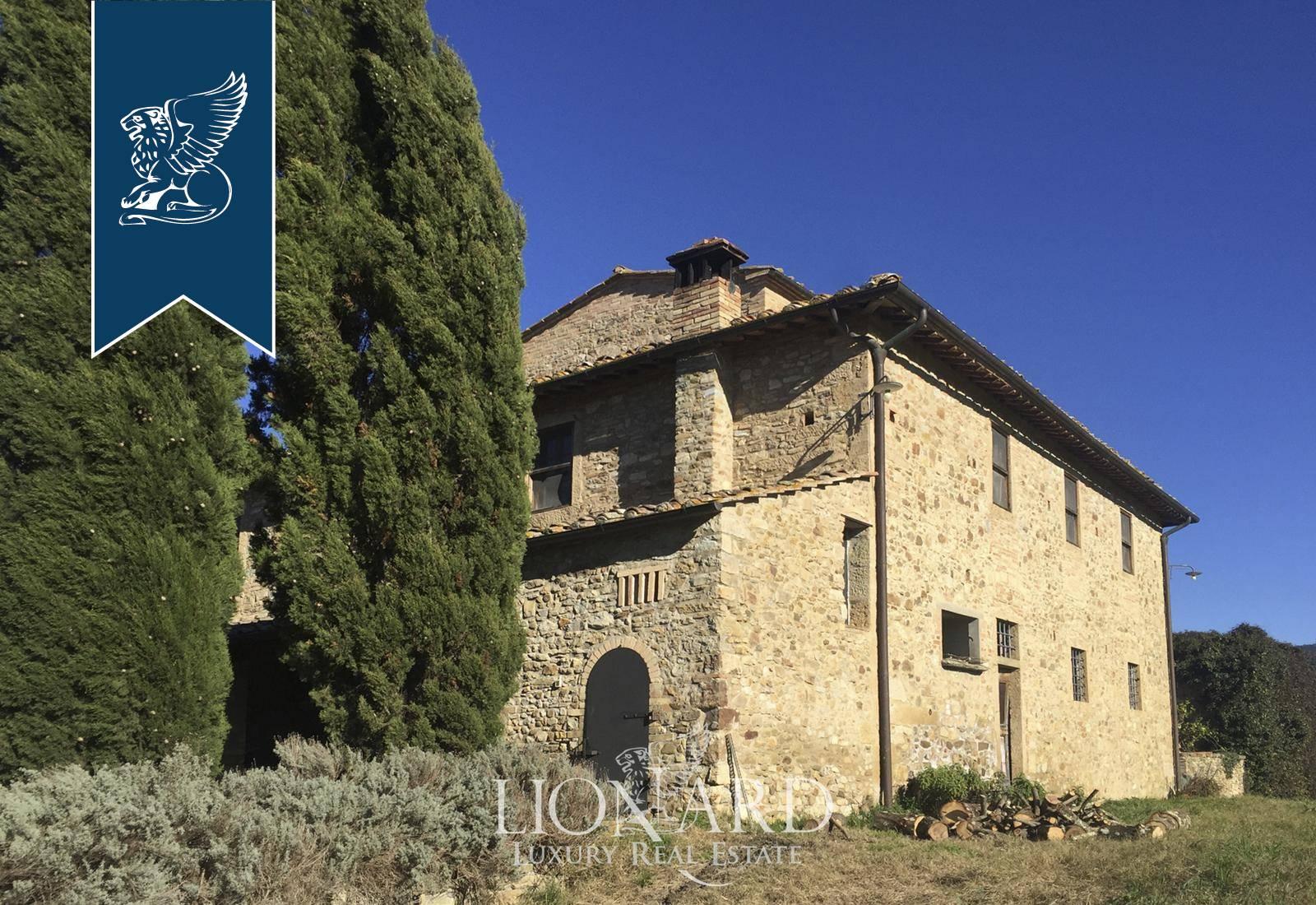Azienda in Vendita a Castellina In Chianti: 0 locali, 4226 mq - Foto 6