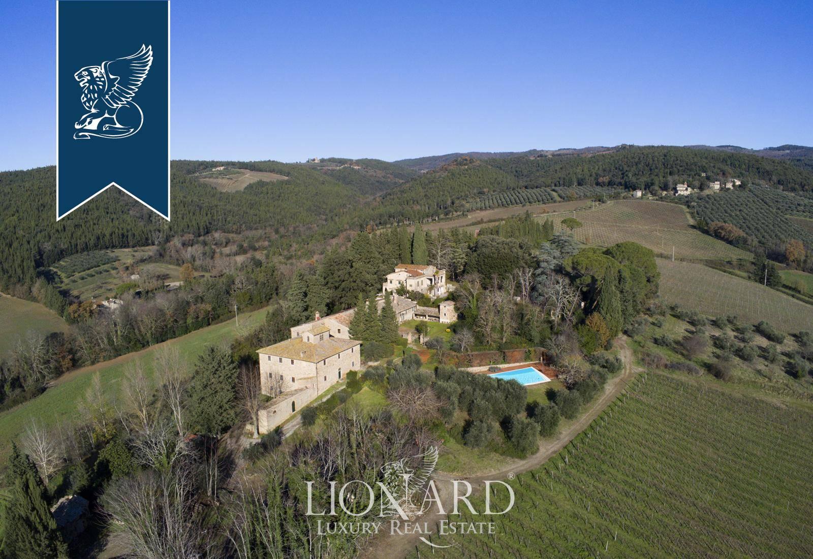 Azienda in Vendita a Castellina In Chianti: 0 locali, 4226 mq - Foto 1