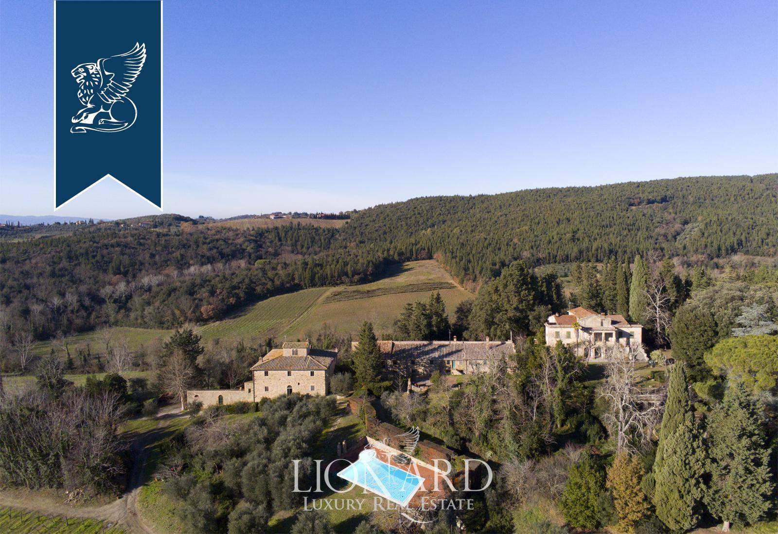 Azienda in Vendita a Castellina In Chianti: 0 locali, 4226 mq - Foto 2