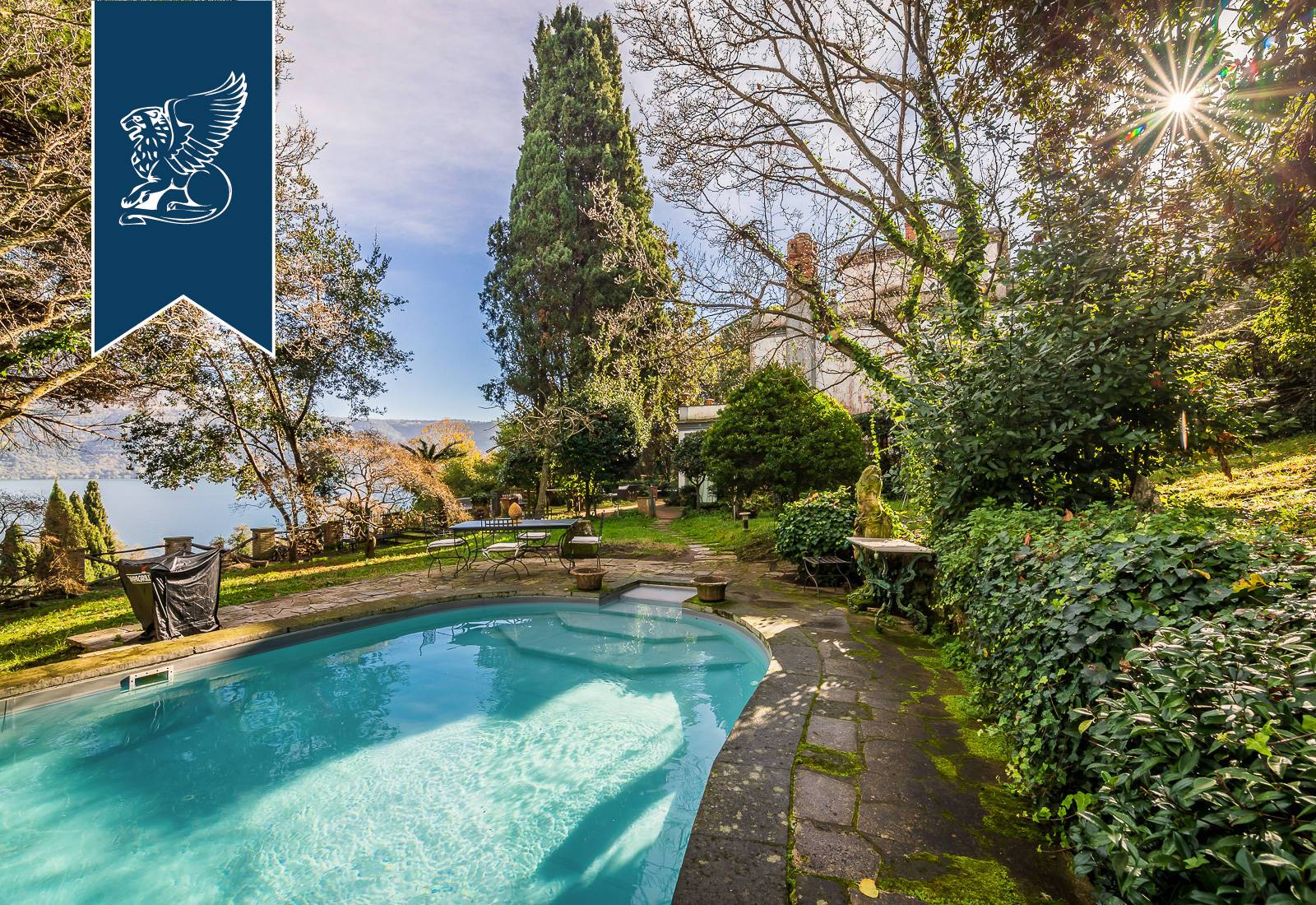 Villa in Vendita a Castel Gandolfo: 0 locali, 1600 mq - Foto 9