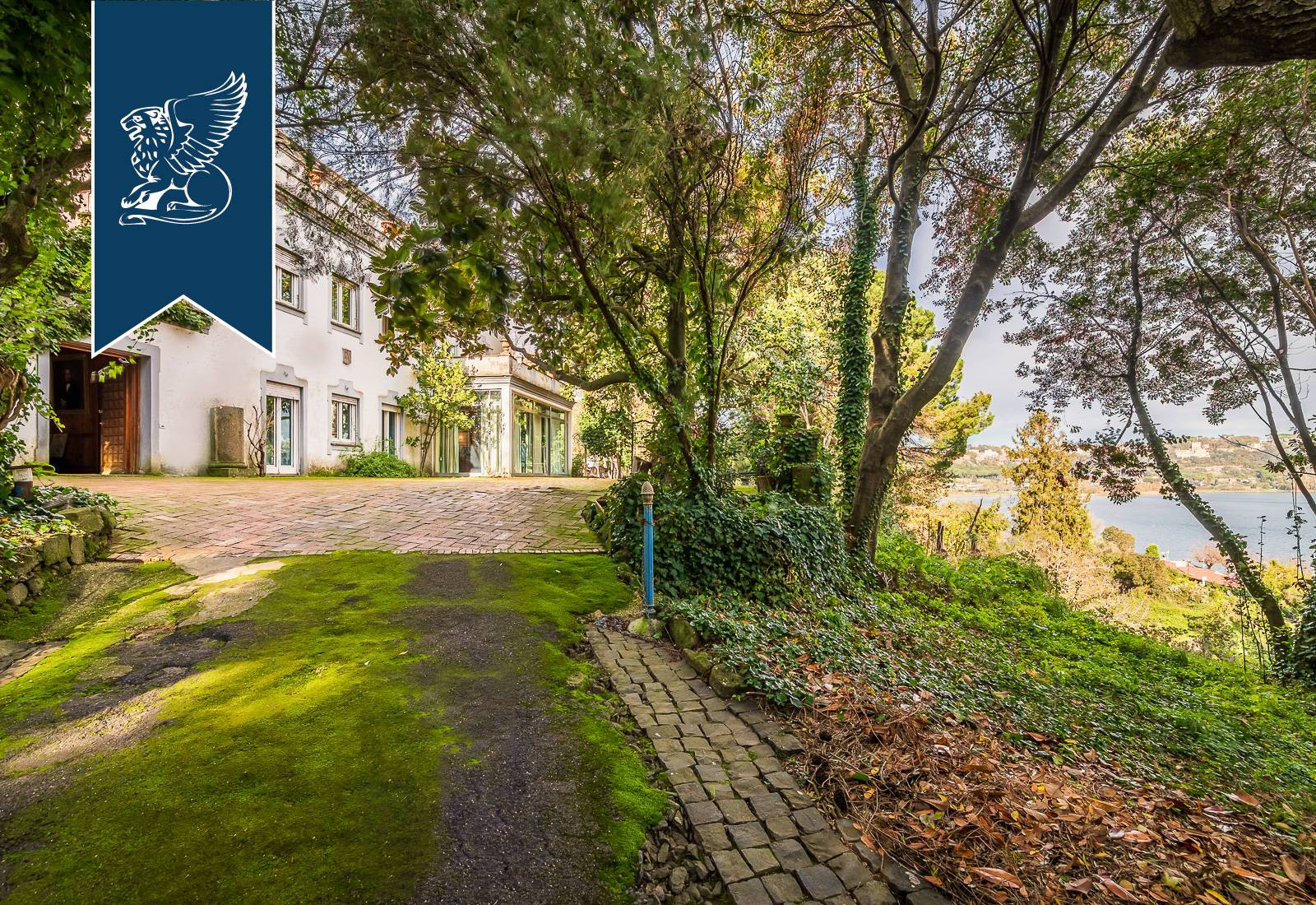 Villa in Vendita a Castel Gandolfo: 0 locali, 1600 mq - Foto 3