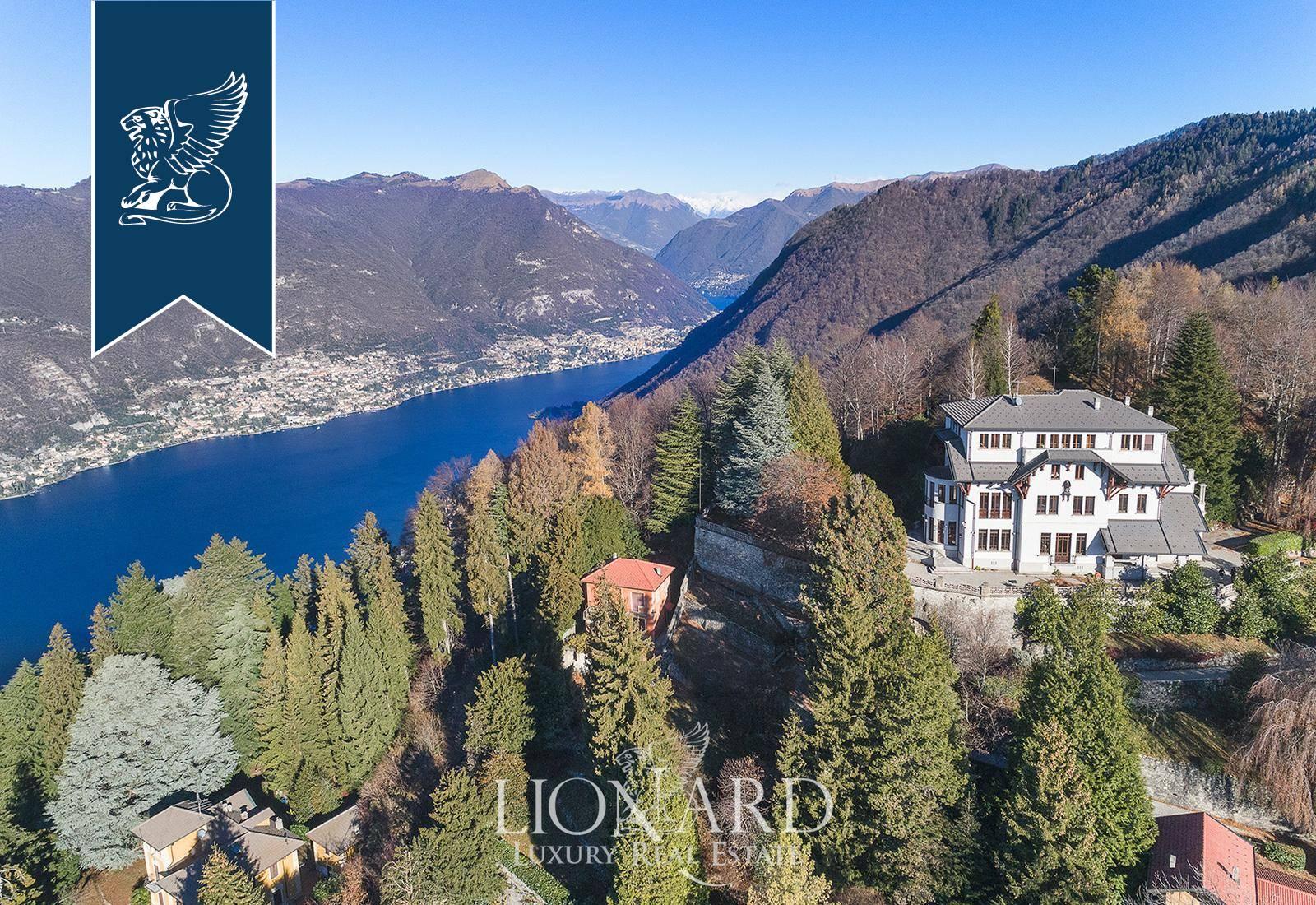 Villa in Vendita a Brunate: 0 locali, 1500 mq - Foto 2