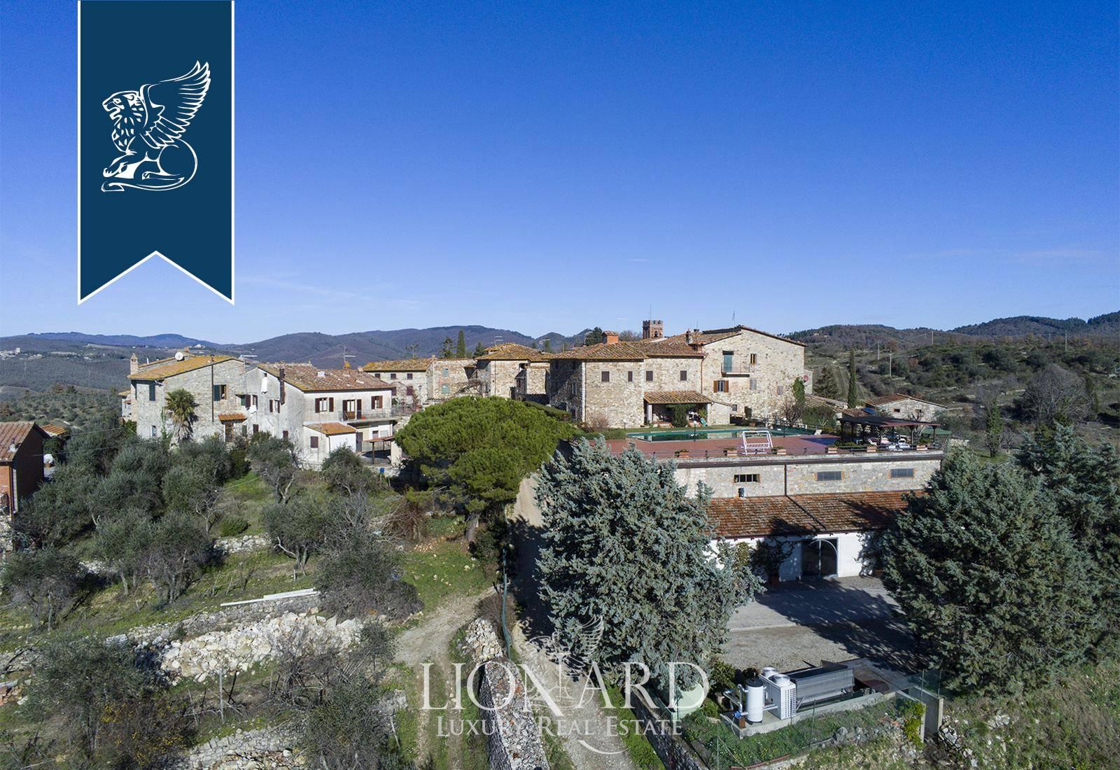 Azienda in Vendita a Gaiole In Chianti: 0 locali, 1500 mq - Foto 4