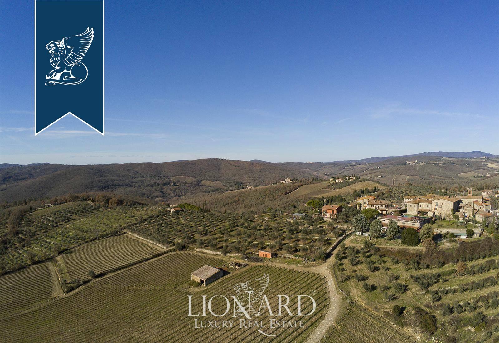 Azienda in Vendita a Gaiole In Chianti: 0 locali, 1500 mq - Foto 3