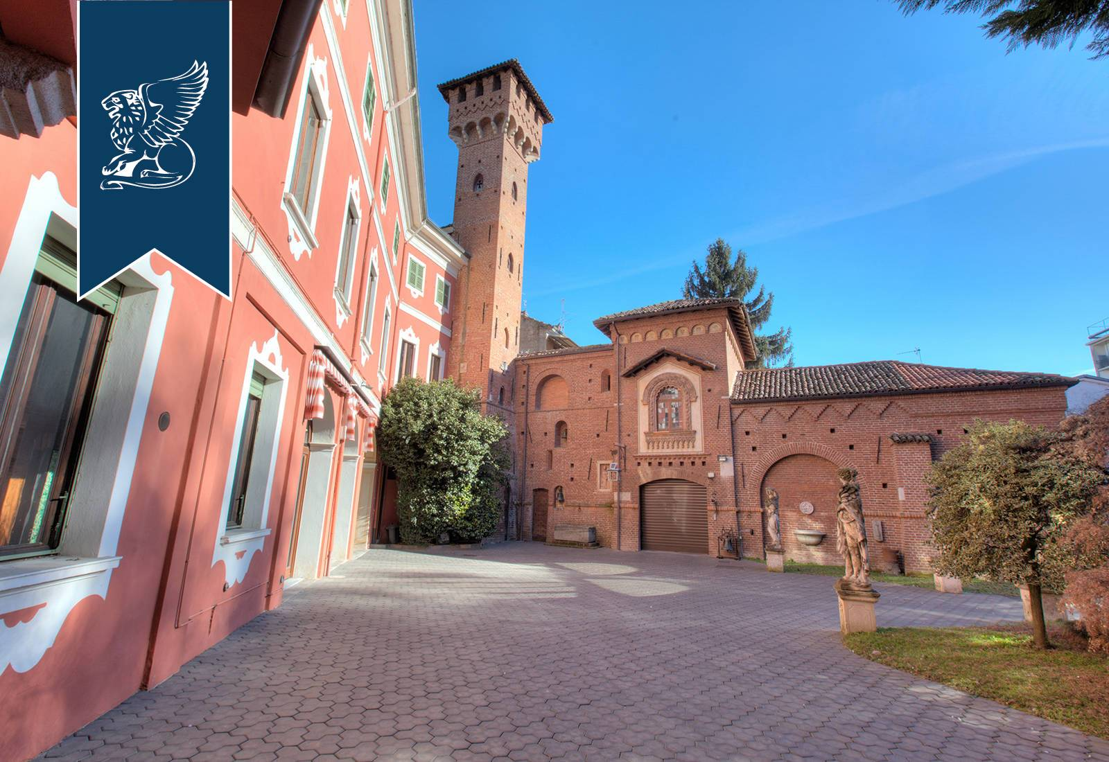 Villa in Vendita a Mede: 0 locali, 1000 mq - Foto 3