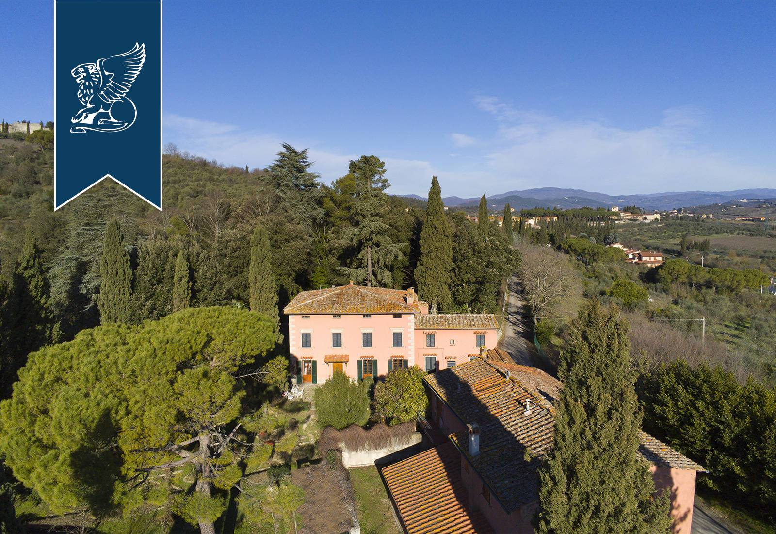 Villa in Vendita a Rignano Sull'Arno: 0 locali, 1080 mq - Foto 7