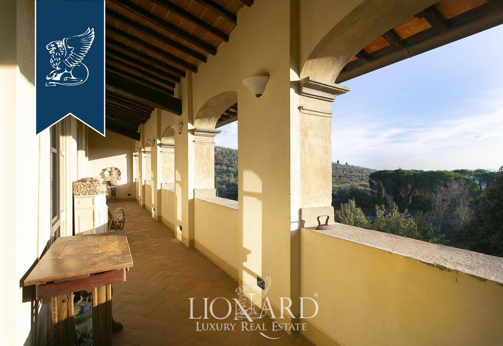 Villa in Vendita a Castelfranco Di Sopra