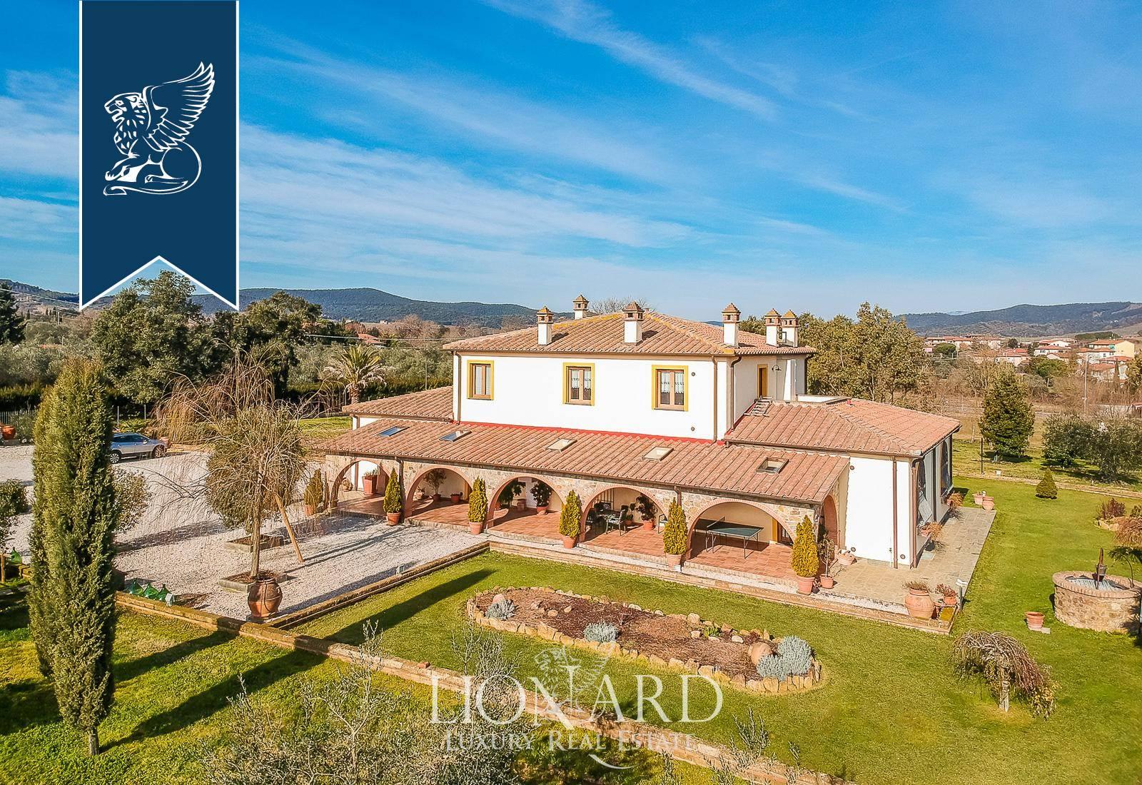 Villa in Vendita a Gavorrano: 0 locali, 400 mq - Foto 5