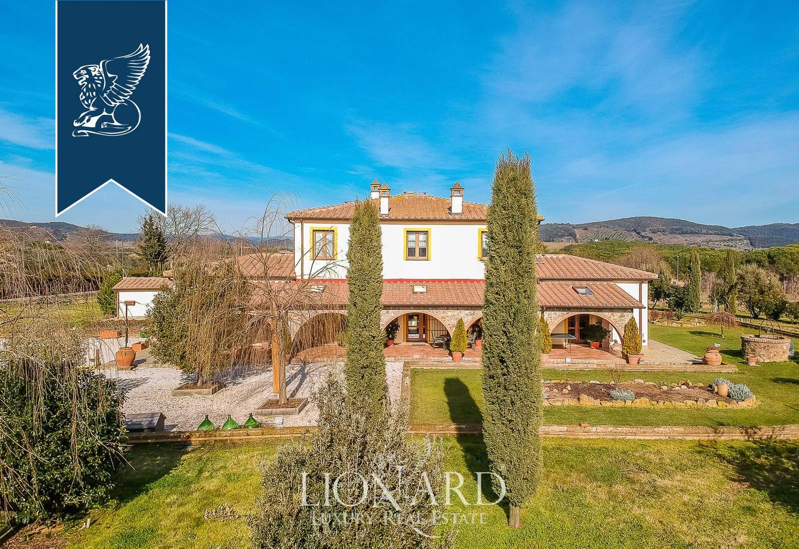 Villa in Vendita a Gavorrano: 0 locali, 400 mq - Foto 3