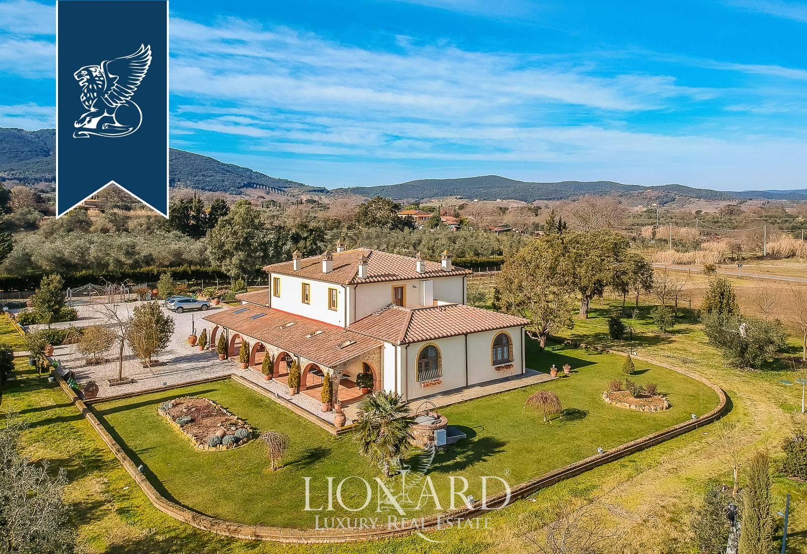 Villa in Vendita a Gavorrano: 0 locali, 400 mq - Foto 2