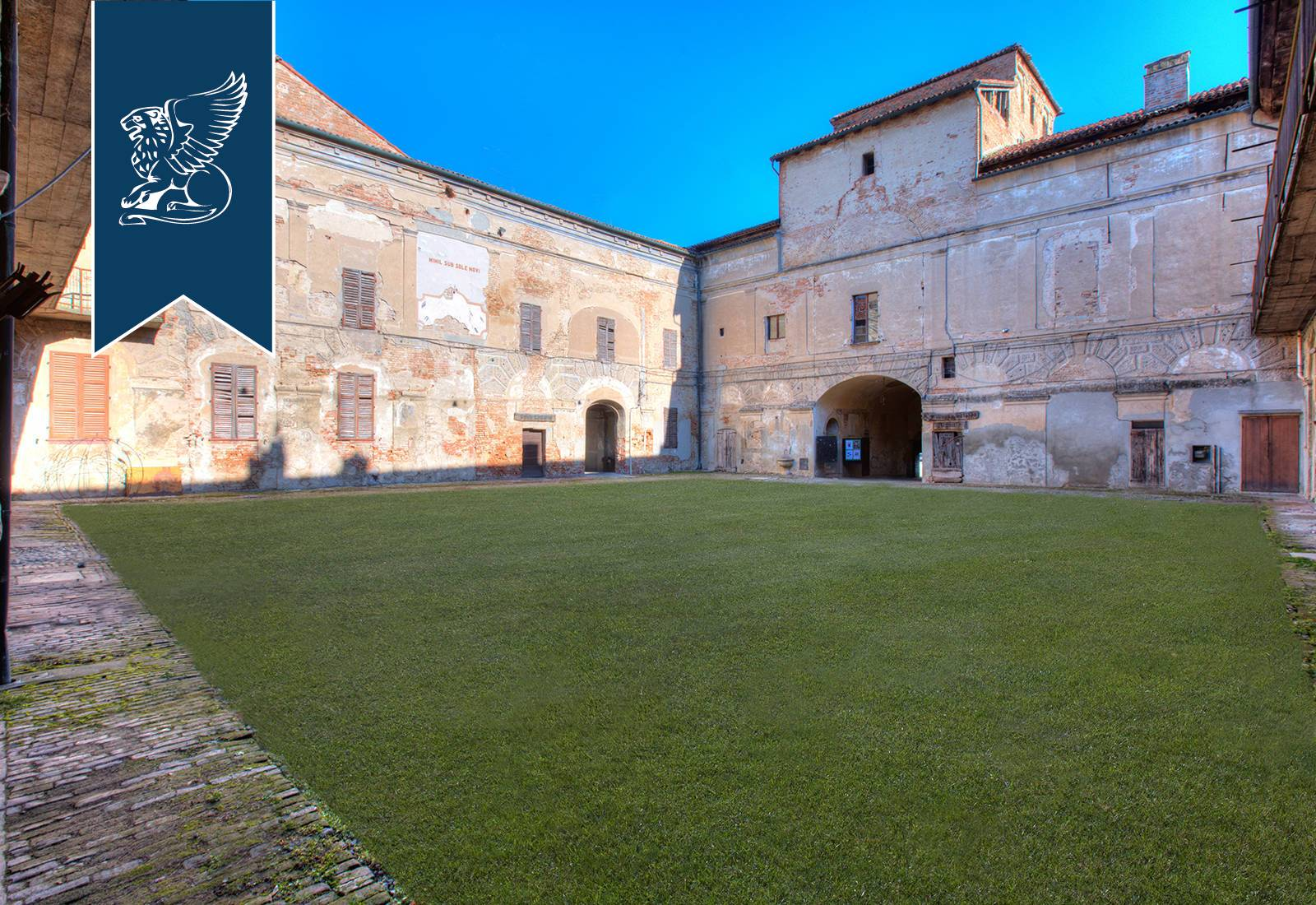 Villa in Vendita a Monticelli D'Ongina: 6000 mq