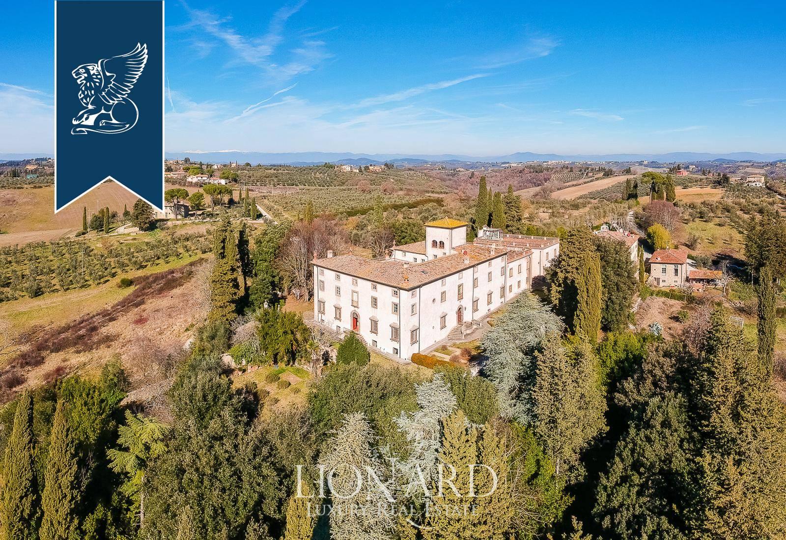 Villa in Vendita a San Casciano In Val Di Pesa: 4600 mq