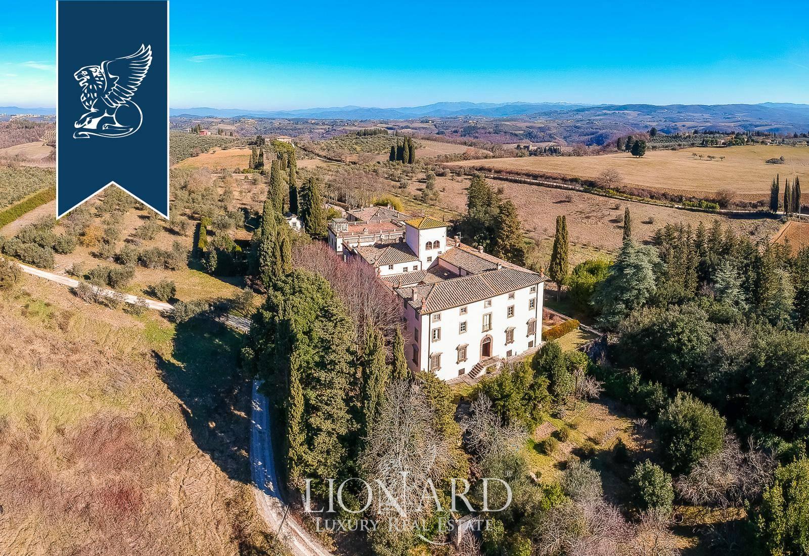 Villa in Vendita a San Casciano In Val Di Pesa: 0 locali, 4600 mq - Foto 2