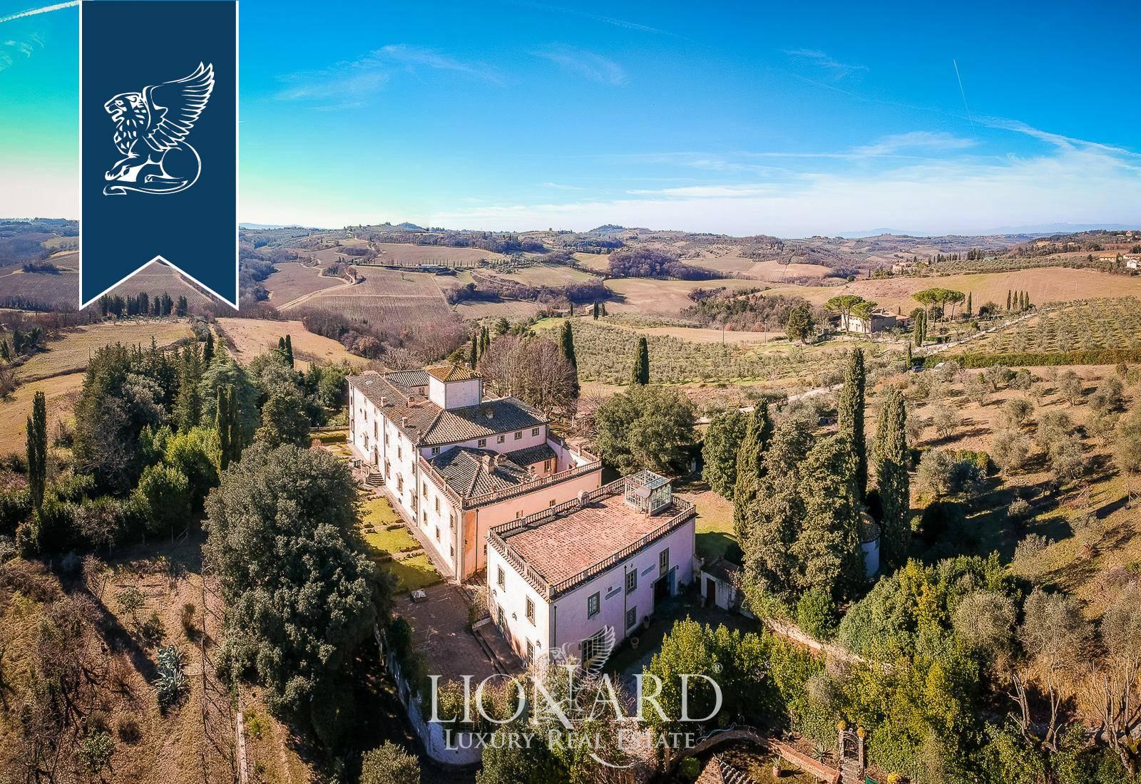 Villa in Vendita a San Casciano In Val Di Pesa: 0 locali, 4600 mq - Foto 3