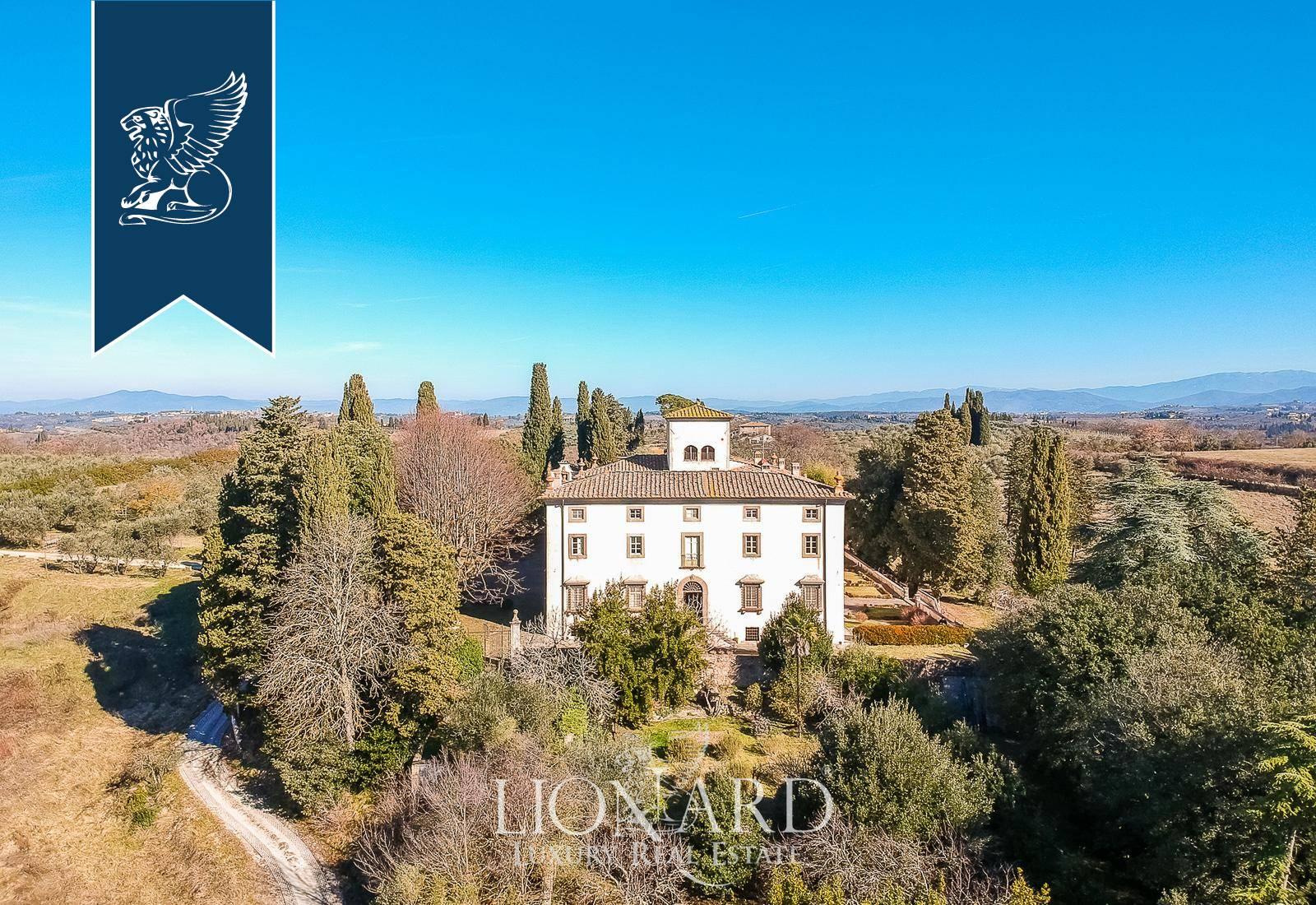 Villa in Vendita a San Casciano In Val Di Pesa: 0 locali, 4600 mq - Foto 4