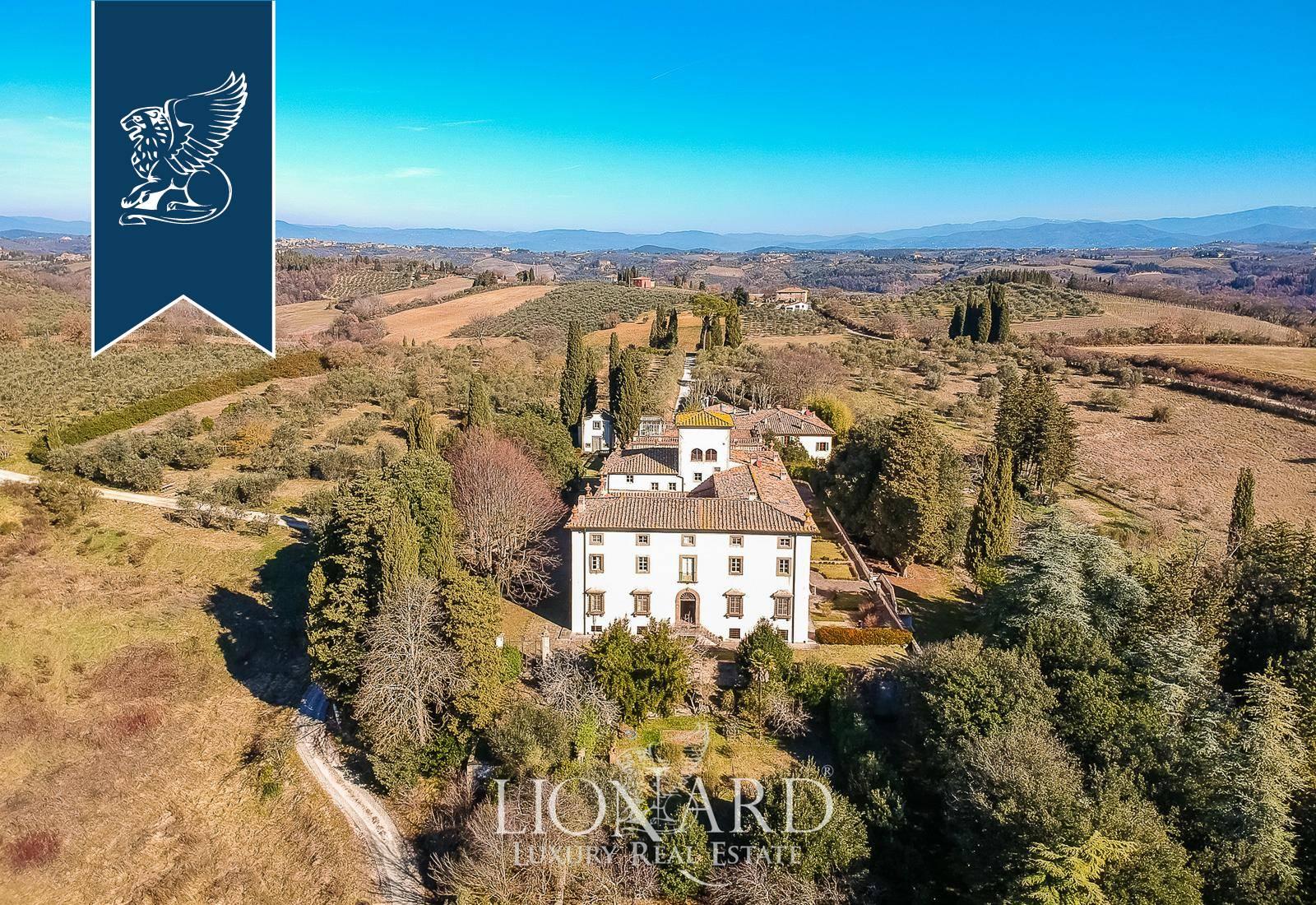 Villa in Vendita a San Casciano In Val Di Pesa: 0 locali, 4600 mq - Foto 5