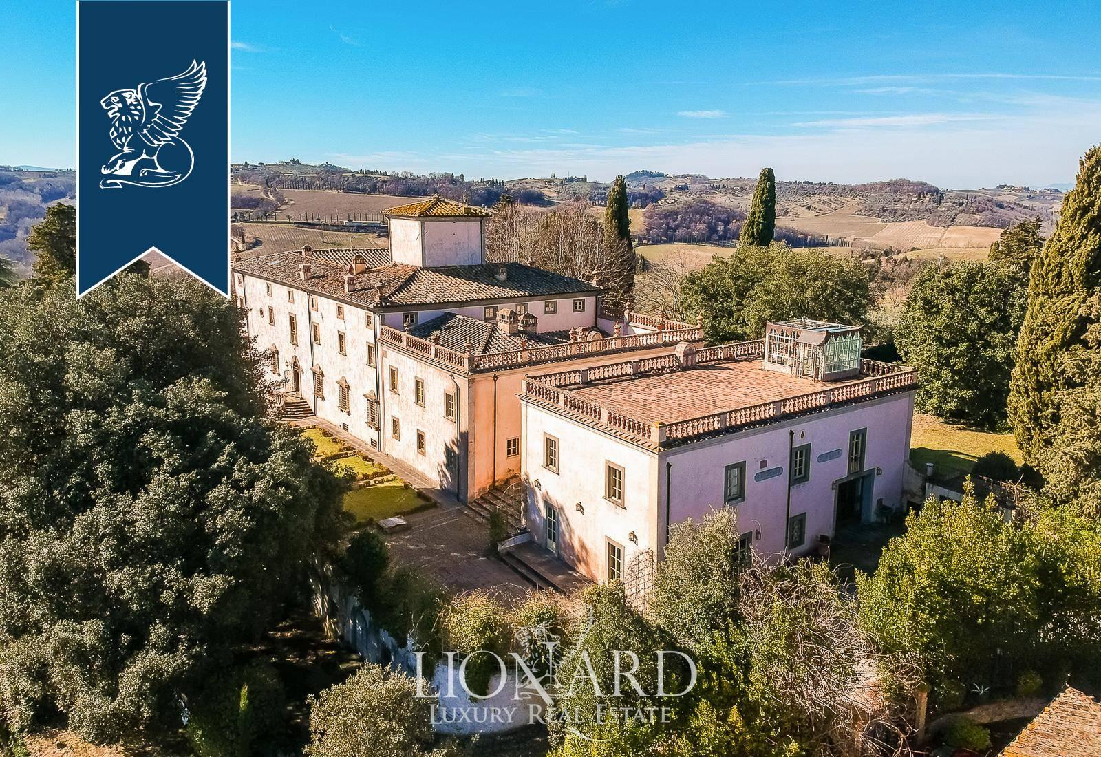 Villa in Vendita a San Casciano In Val Di Pesa: 0 locali, 4600 mq - Foto 8
