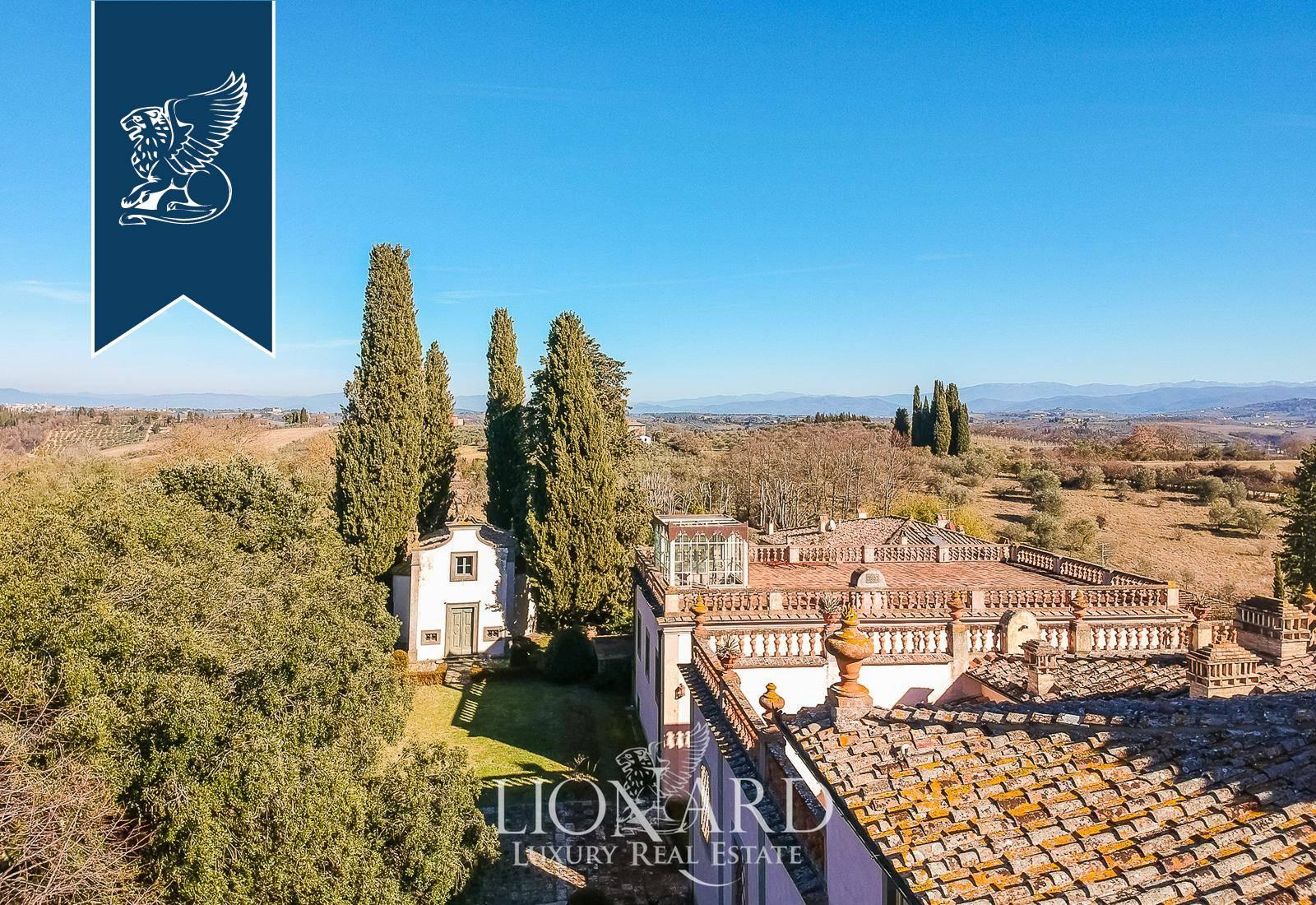 Villa in Vendita a San Casciano In Val Di Pesa: 0 locali, 4600 mq - Foto 9