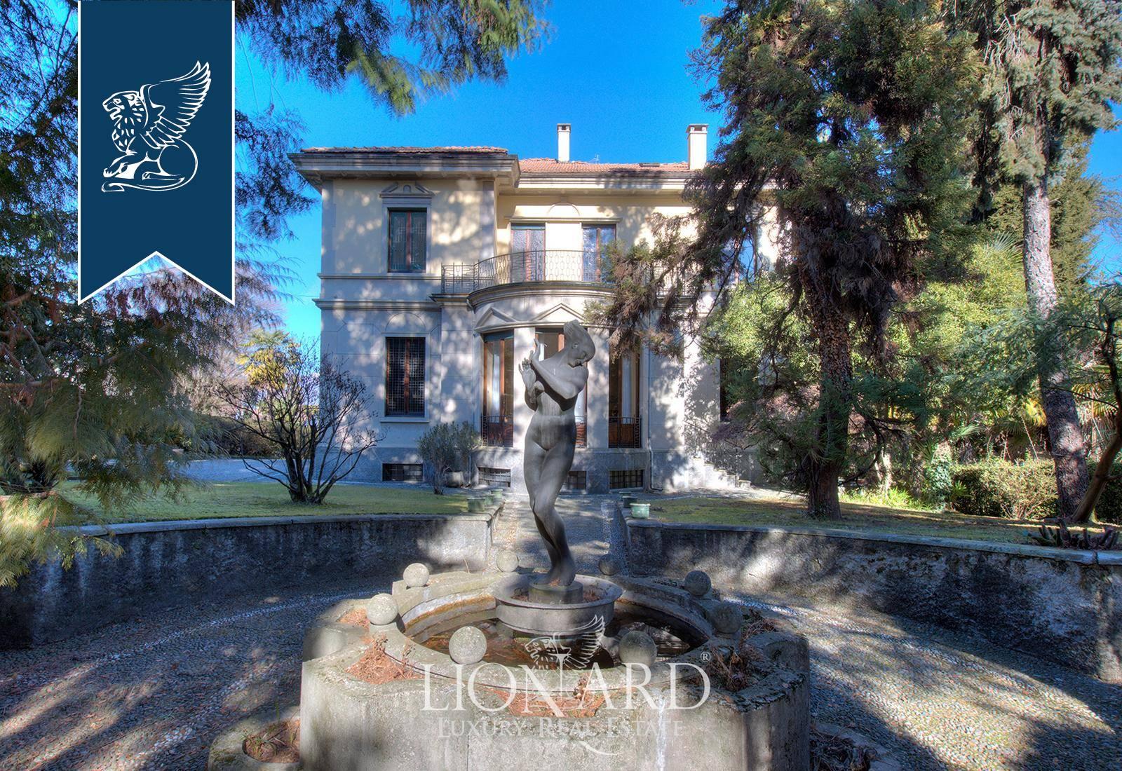 Villa in Vendita a Stresa: 600 mq