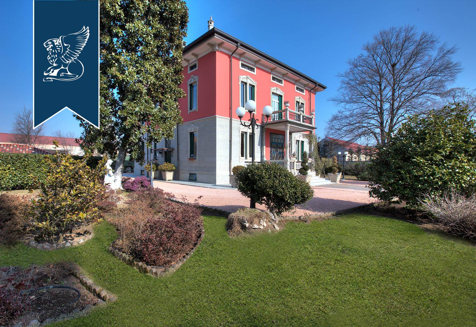Villa in Vendita a Magnago: 0 locali, 560 mq - Foto 3