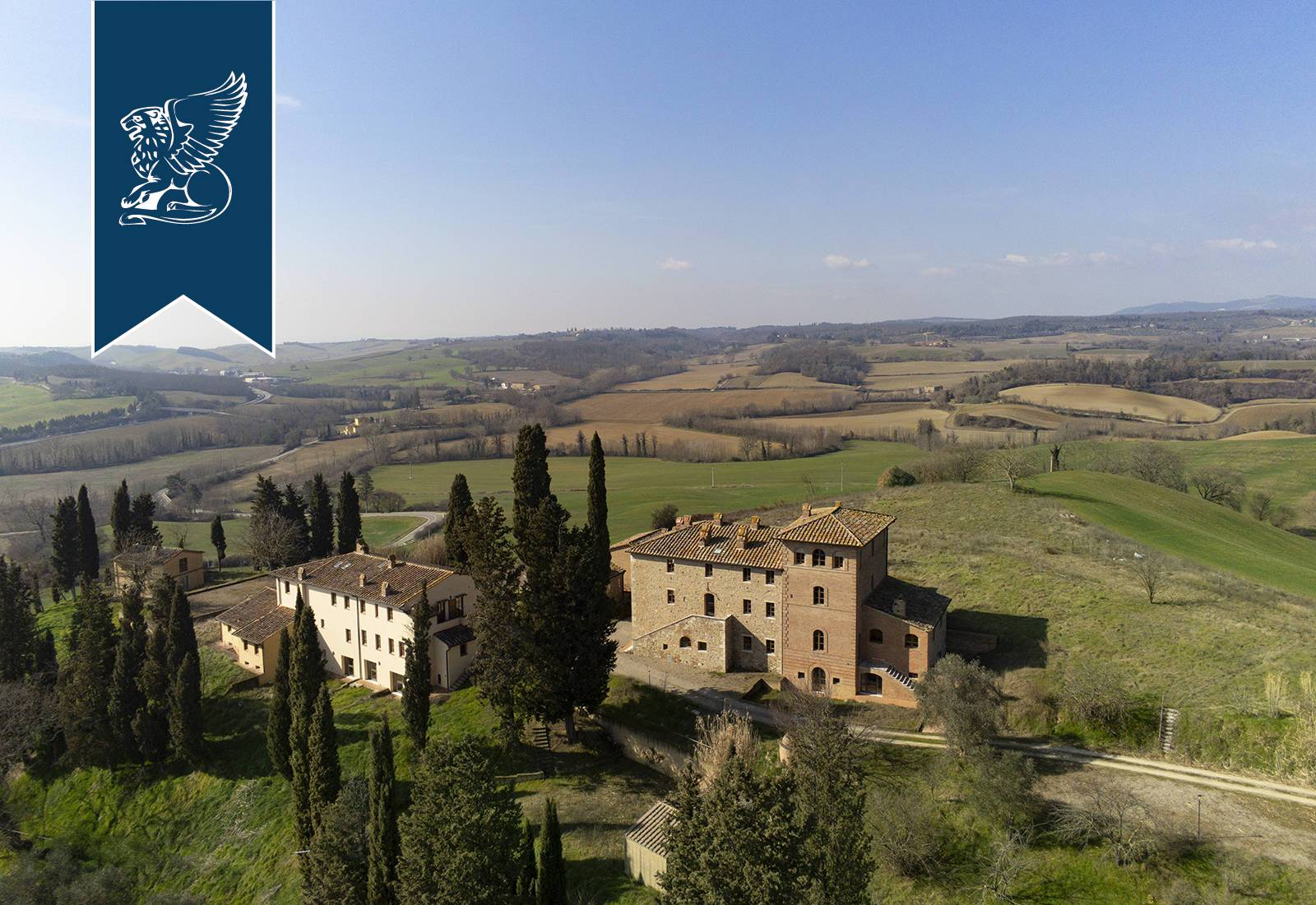 Agriturismo in Vendita a Castelnuovo Berardenga: 0 locali, 2500 mq - Foto 4