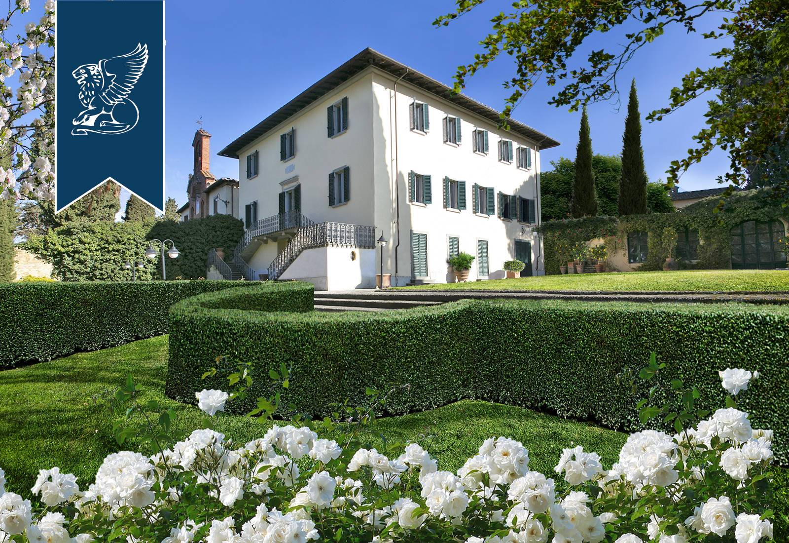 Villa in Vendita a Arezzo: 0 locali, 650 mq - Foto 2