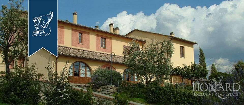 Villa in Vendita a Cerreto Guidi: 0 locali, 1600 mq - Foto 9
