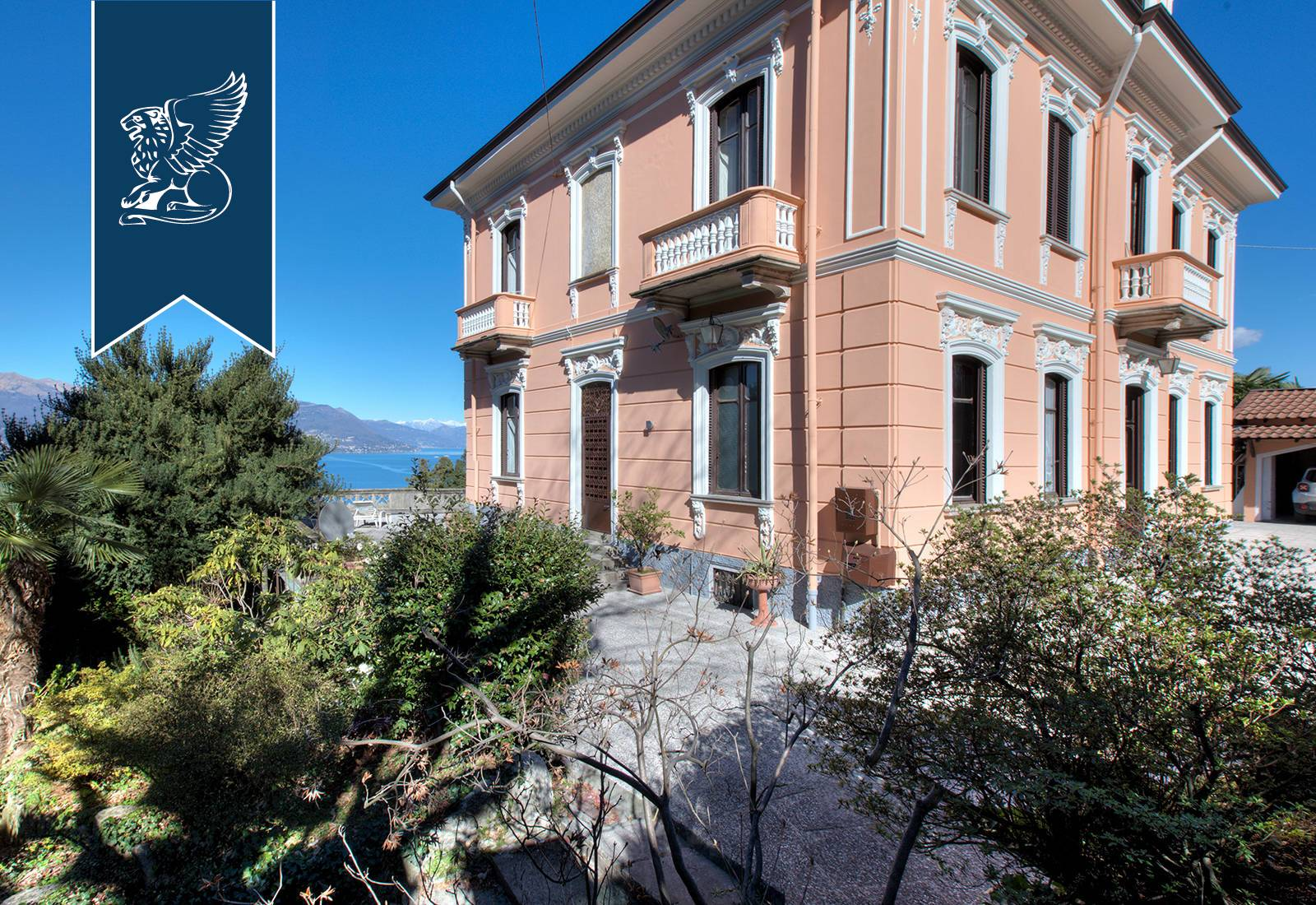 Villa in Vendita a Stresa: 0 locali, 700 mq - Foto 3